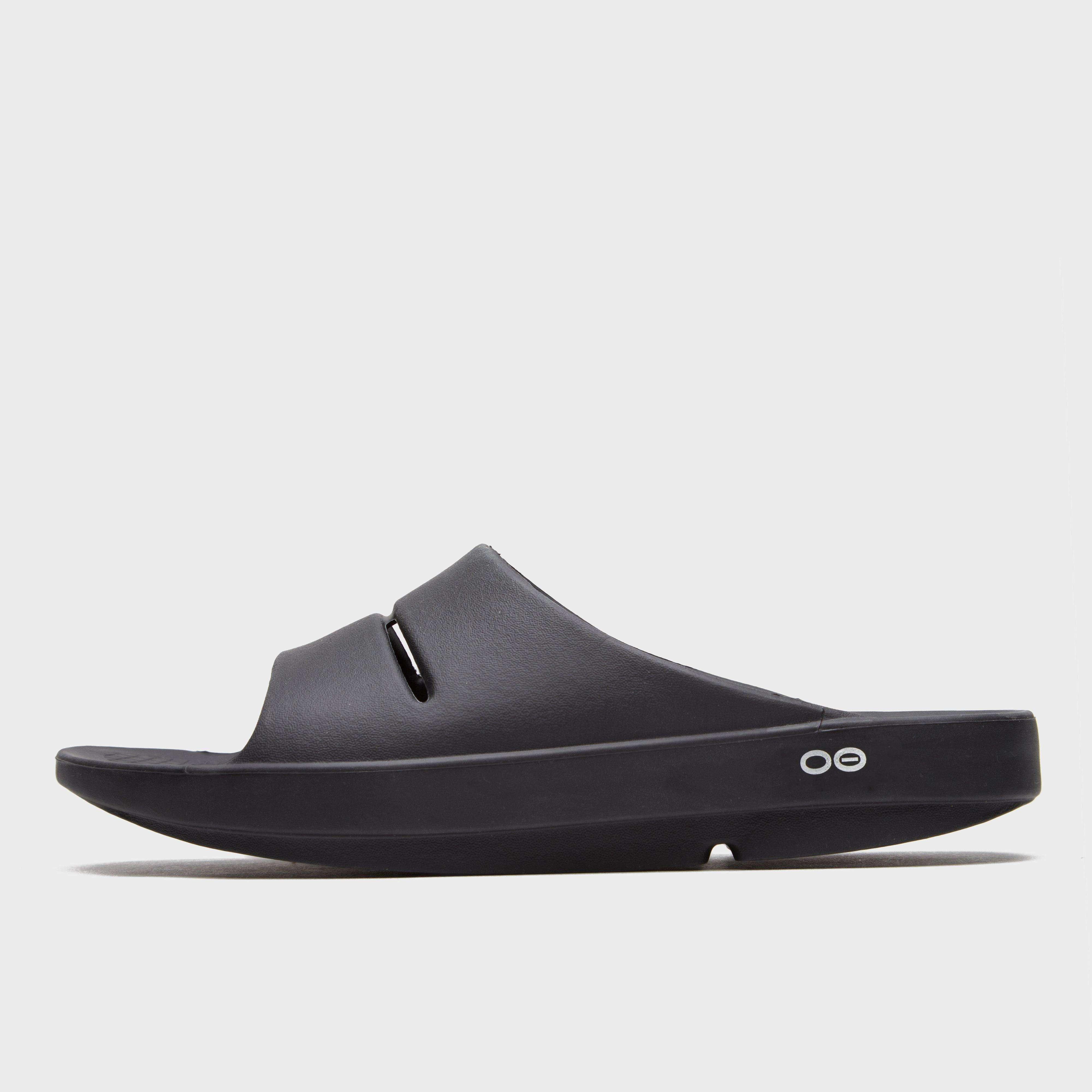OOFOS Men's OOahh Slides