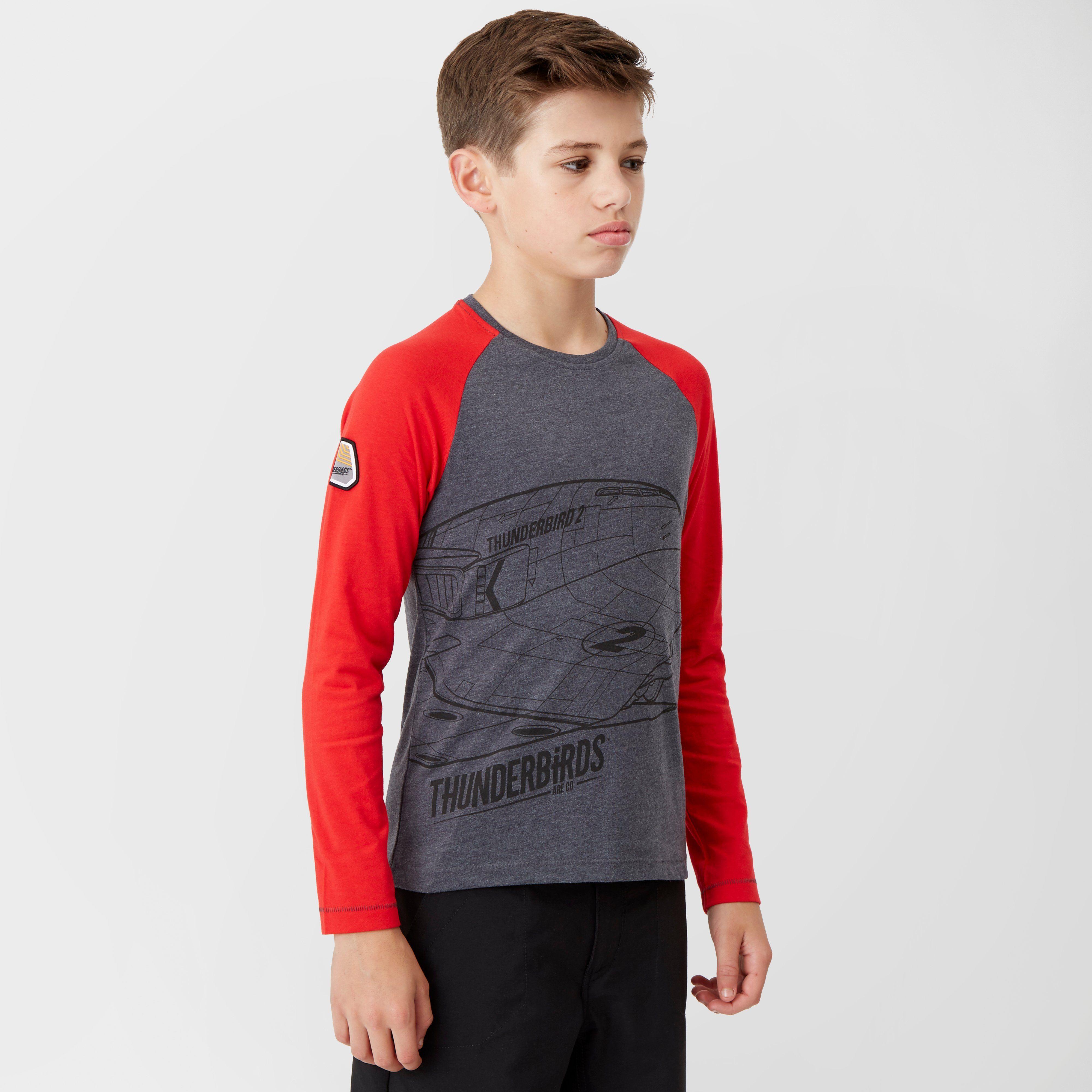 REGATTA Boy's Thunderbirds Are Go® Heatshield T-Shirt