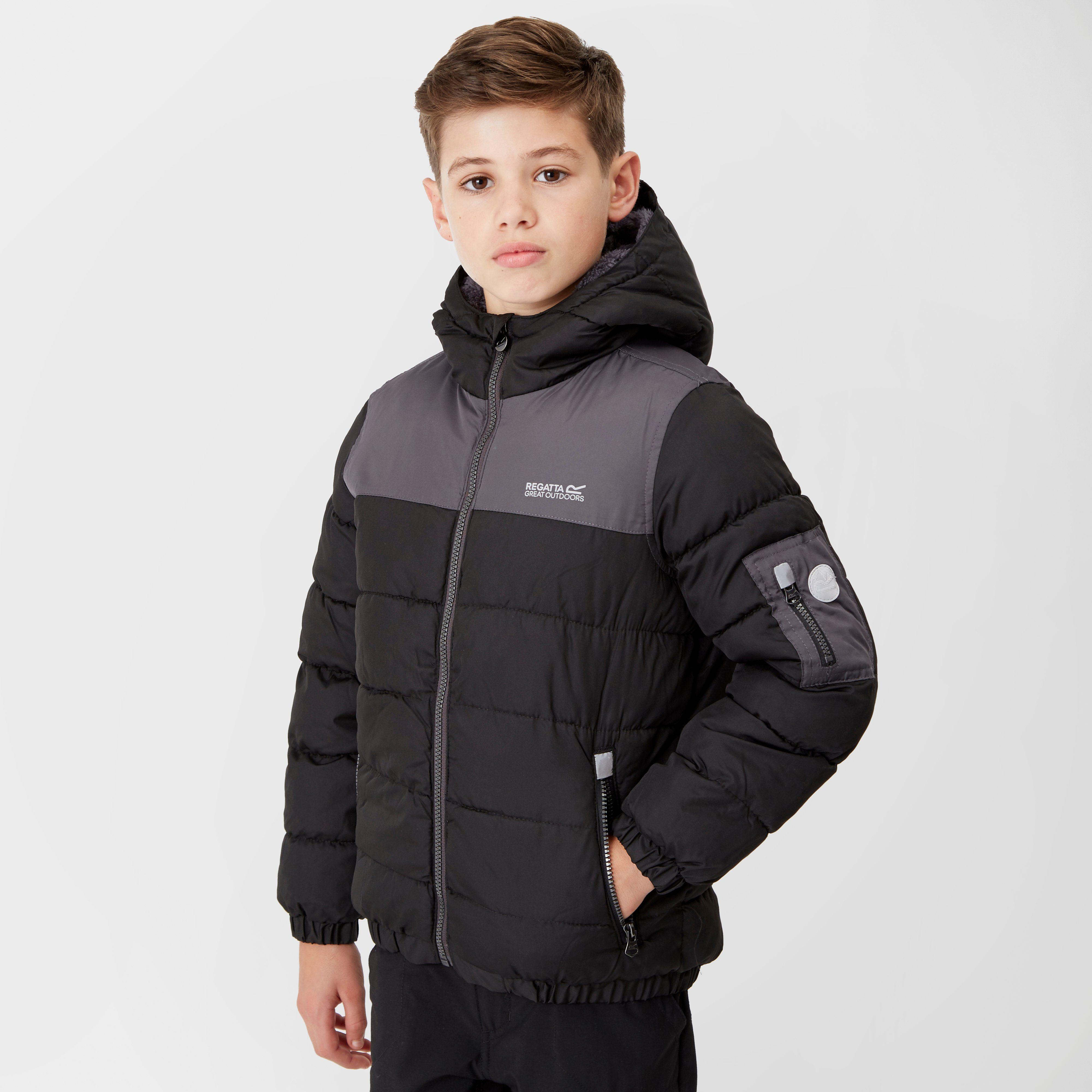 REGATTA Boy's Larkhill Insulated Jacket