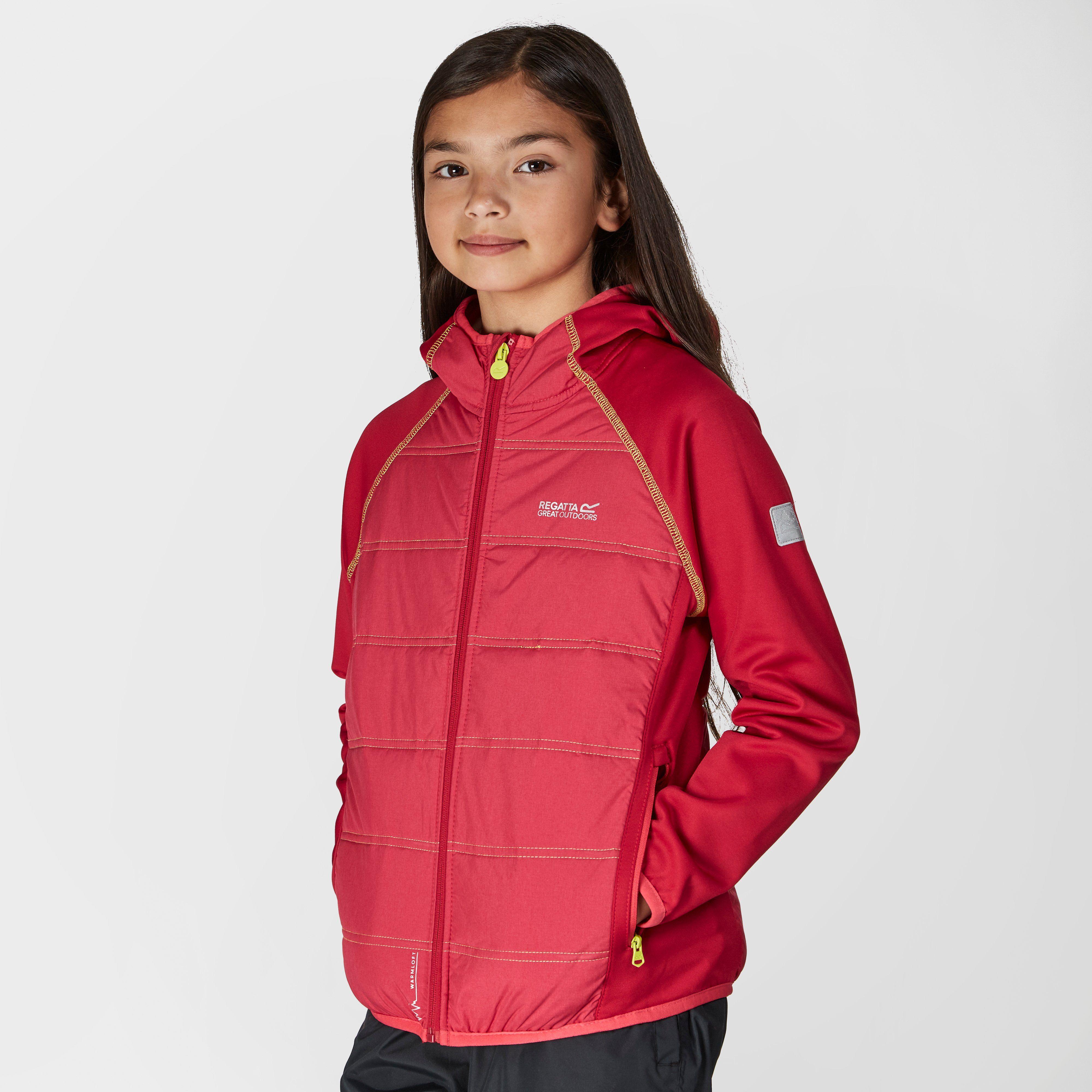 REGATTA Girl's Kielder Hybrid Jacket
