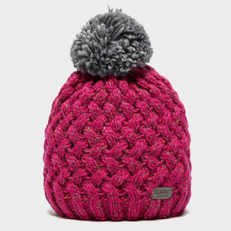 CAPO Women's Poppy Bobble Hat