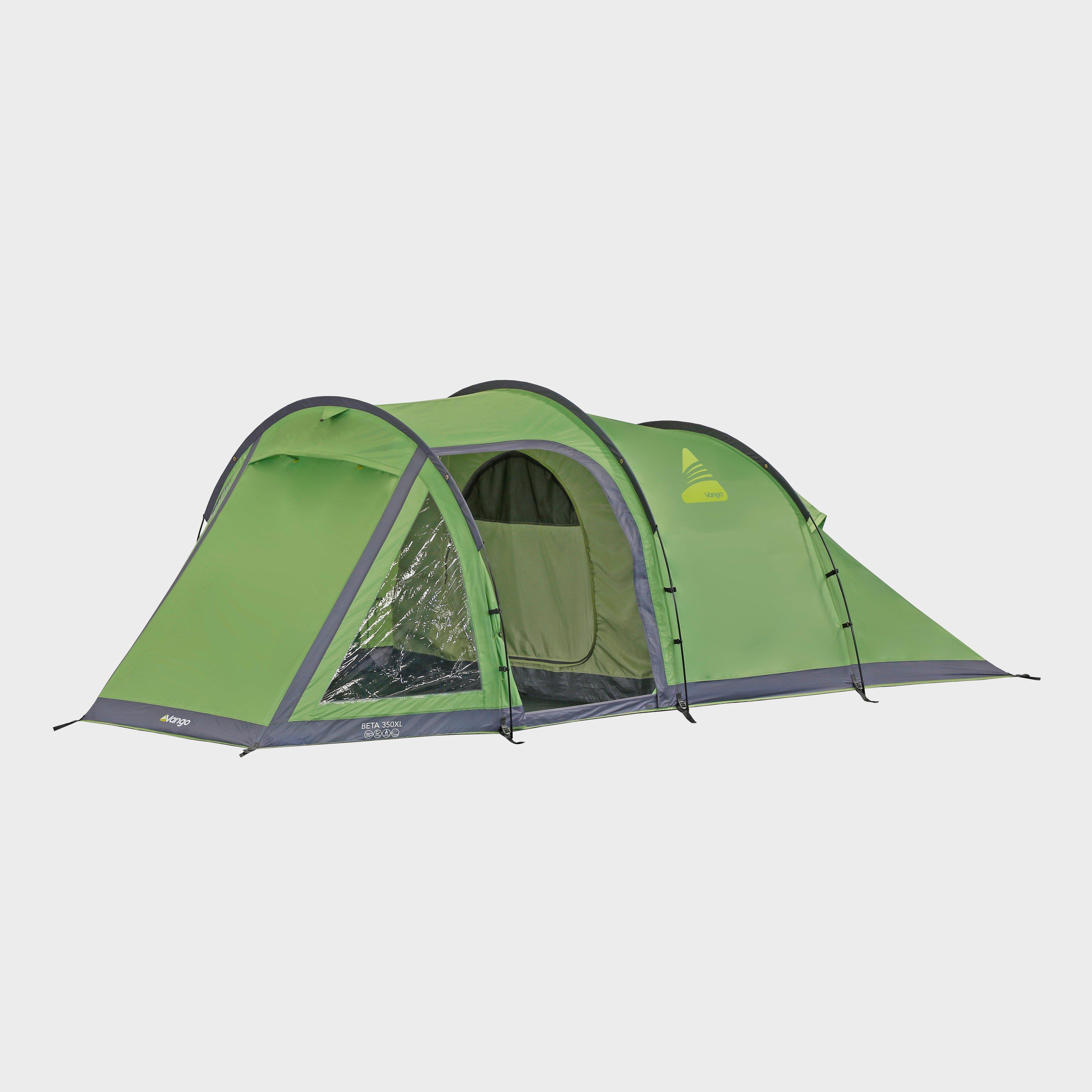 Vango Beta 350XL 3 Person Tent - Light Green, Light Green