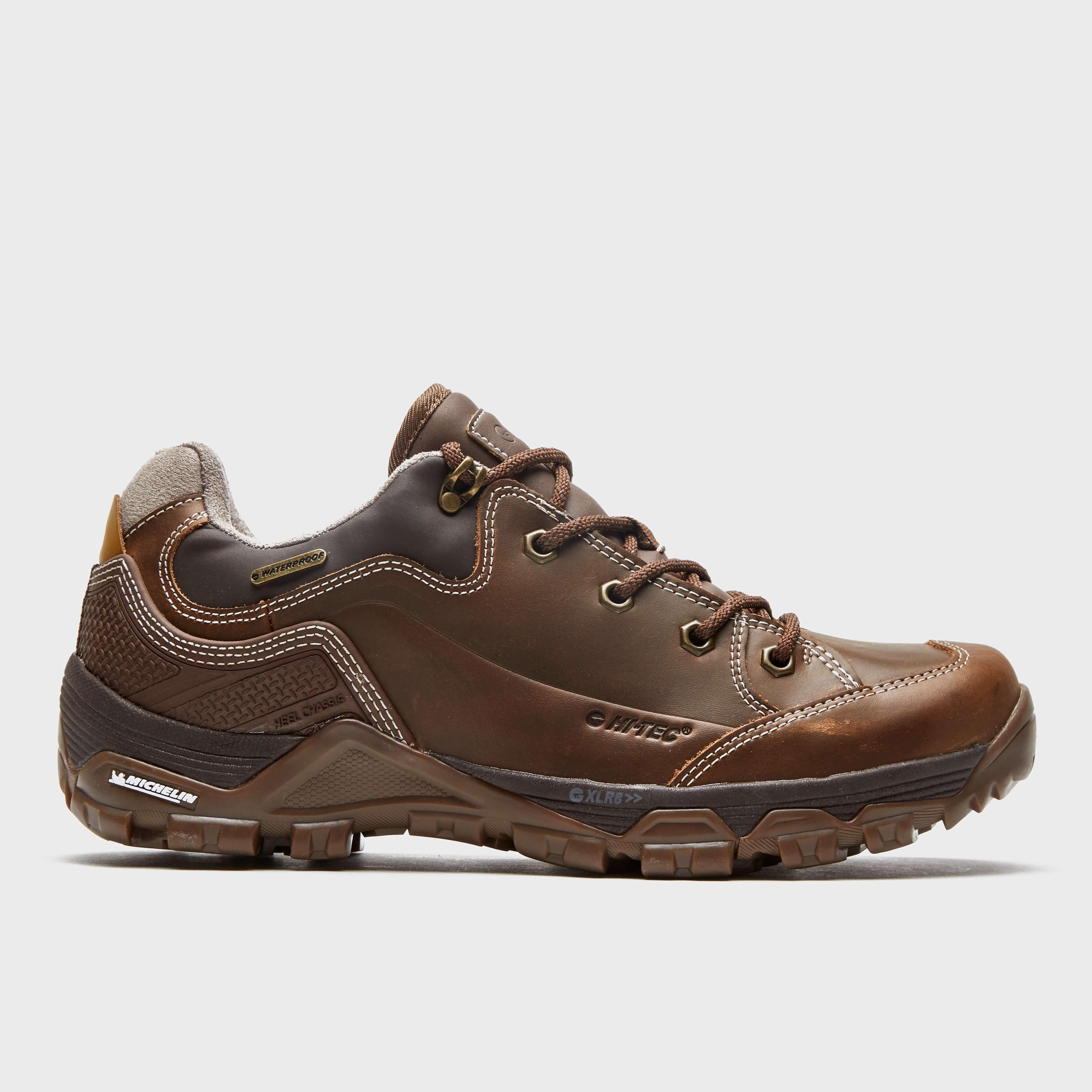 HI TEC Men's Ox Discovery Walking Shoes