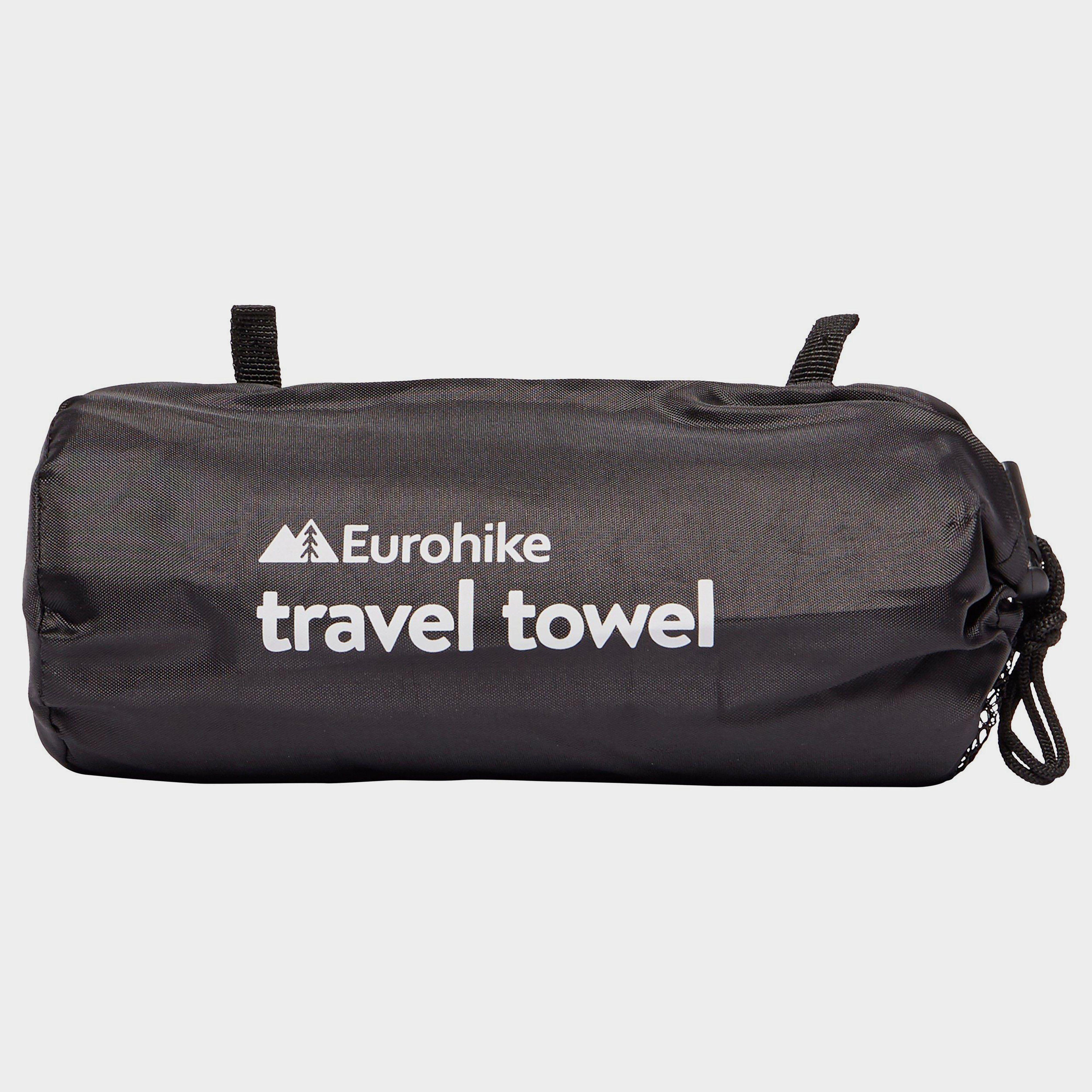 EUROHIKE Micro-Fibre Suede Towel Large
