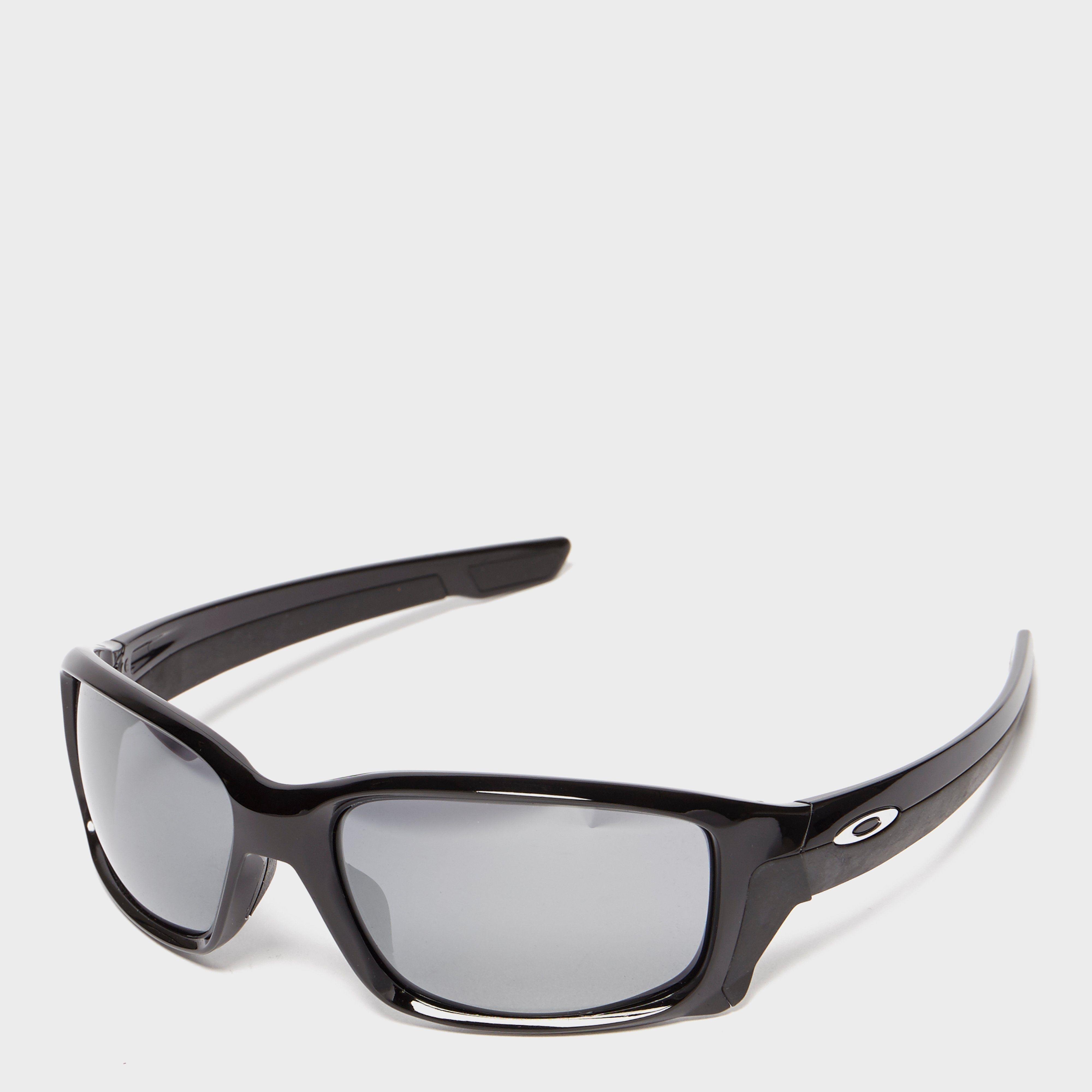 OAKLEY Straightlink™ Black Iridium Sunglasses