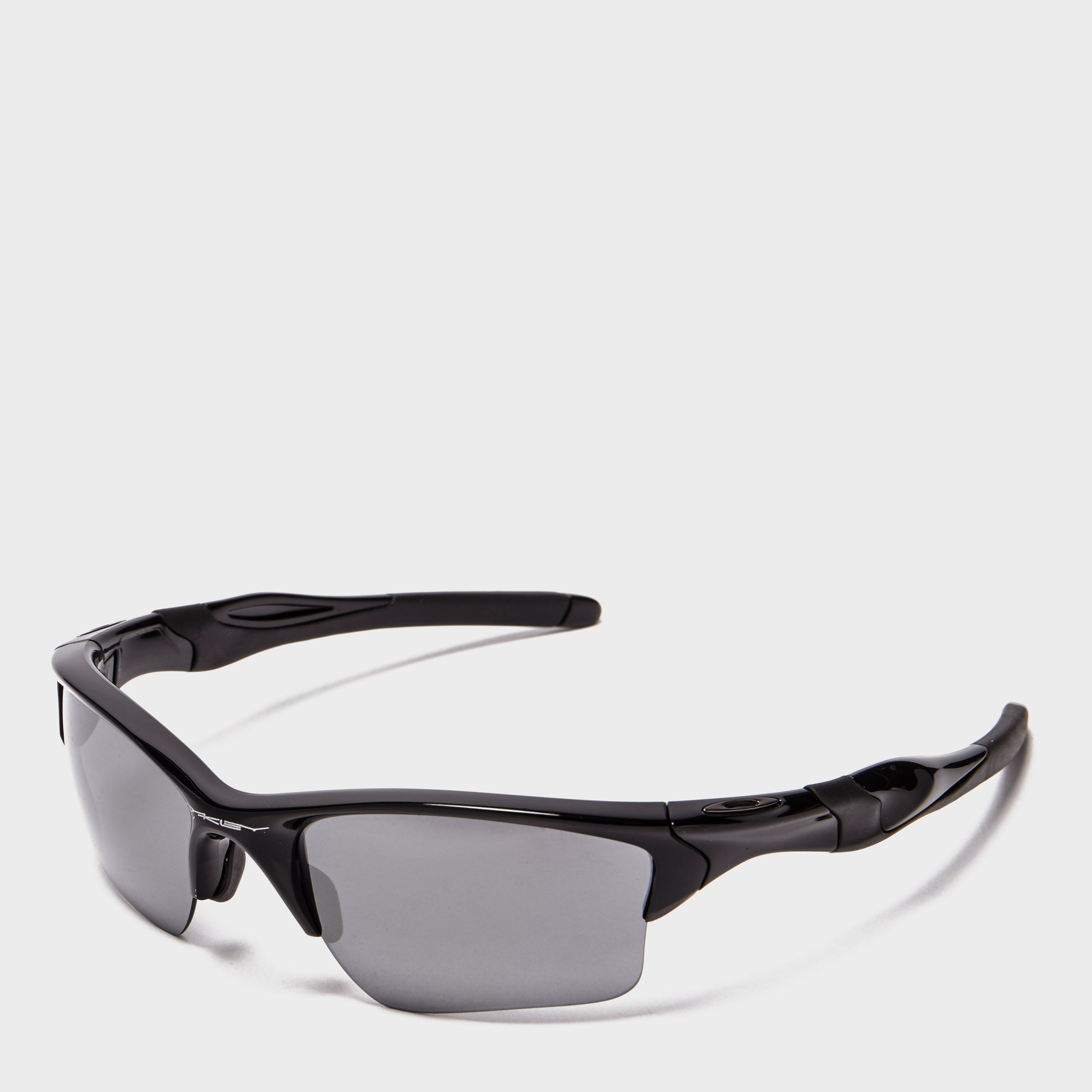 Oakley Half Jacket 2.0XL Black Iridium Sunglasses, Assorted