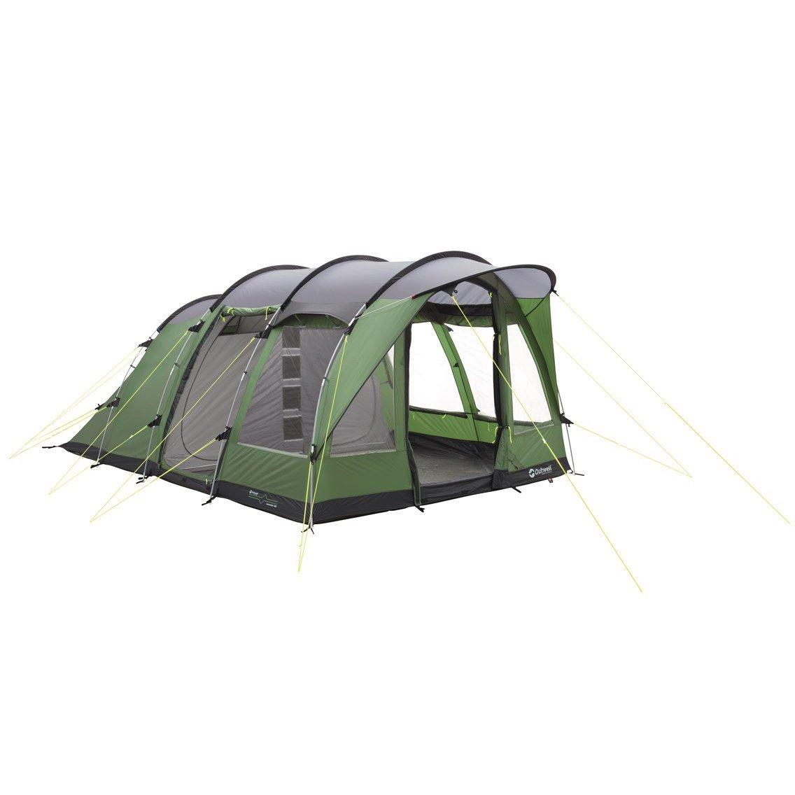 Outwell Lawndale 500 5 Person Tent Green