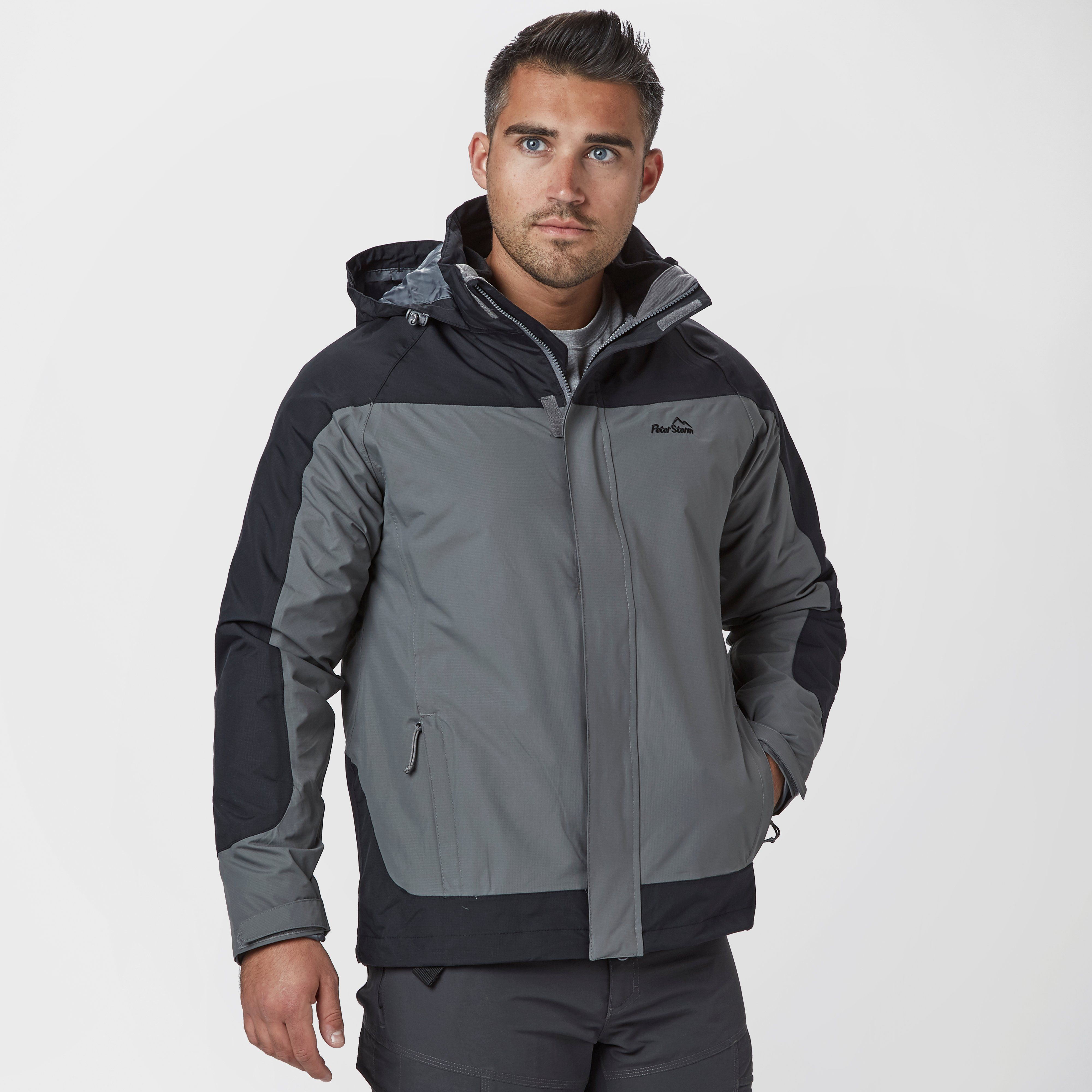 PETER STORM Men's Lakeside 3-in-1 Jacket
