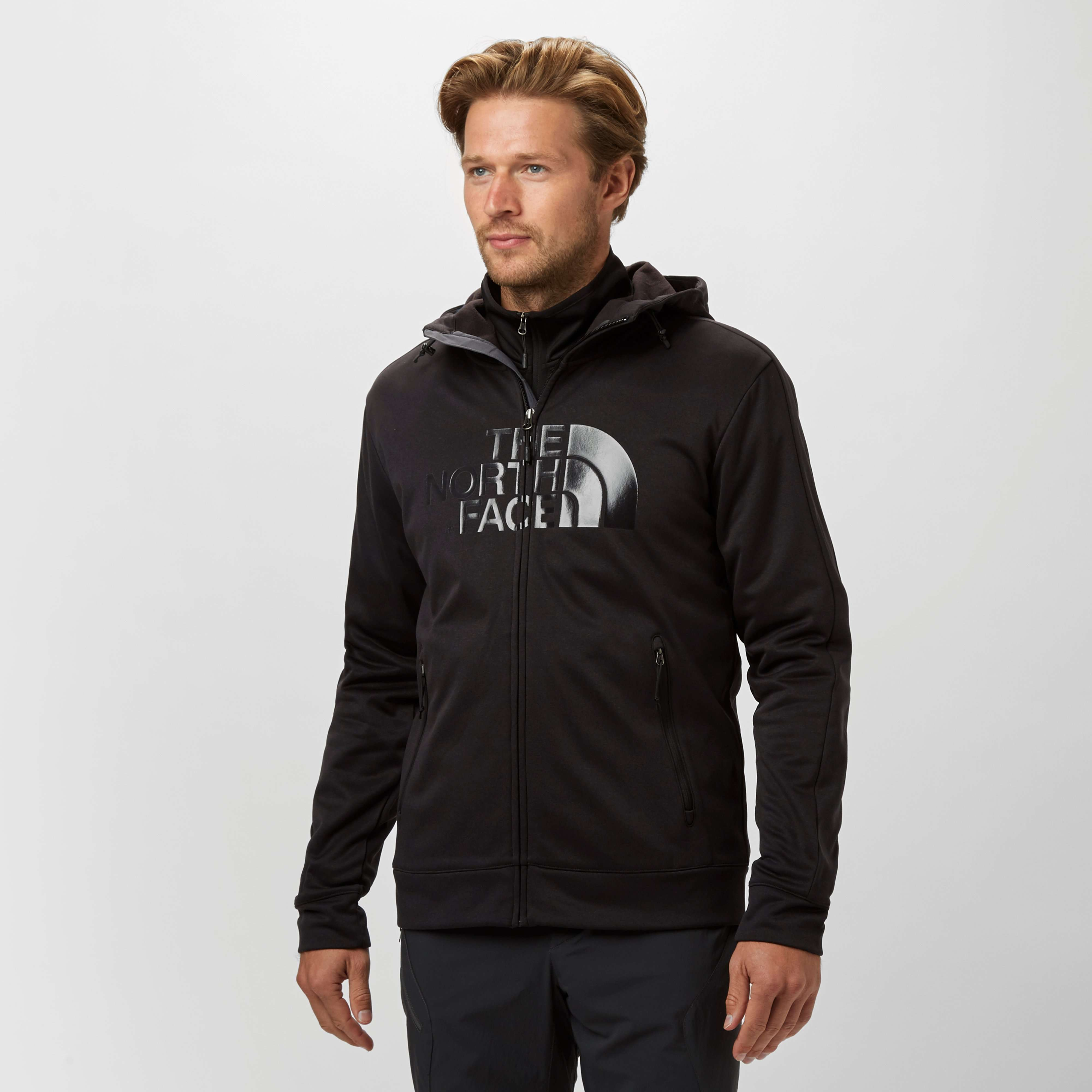 THE NORTH FACE Men's Tansa Softshell Hooded Jacket
