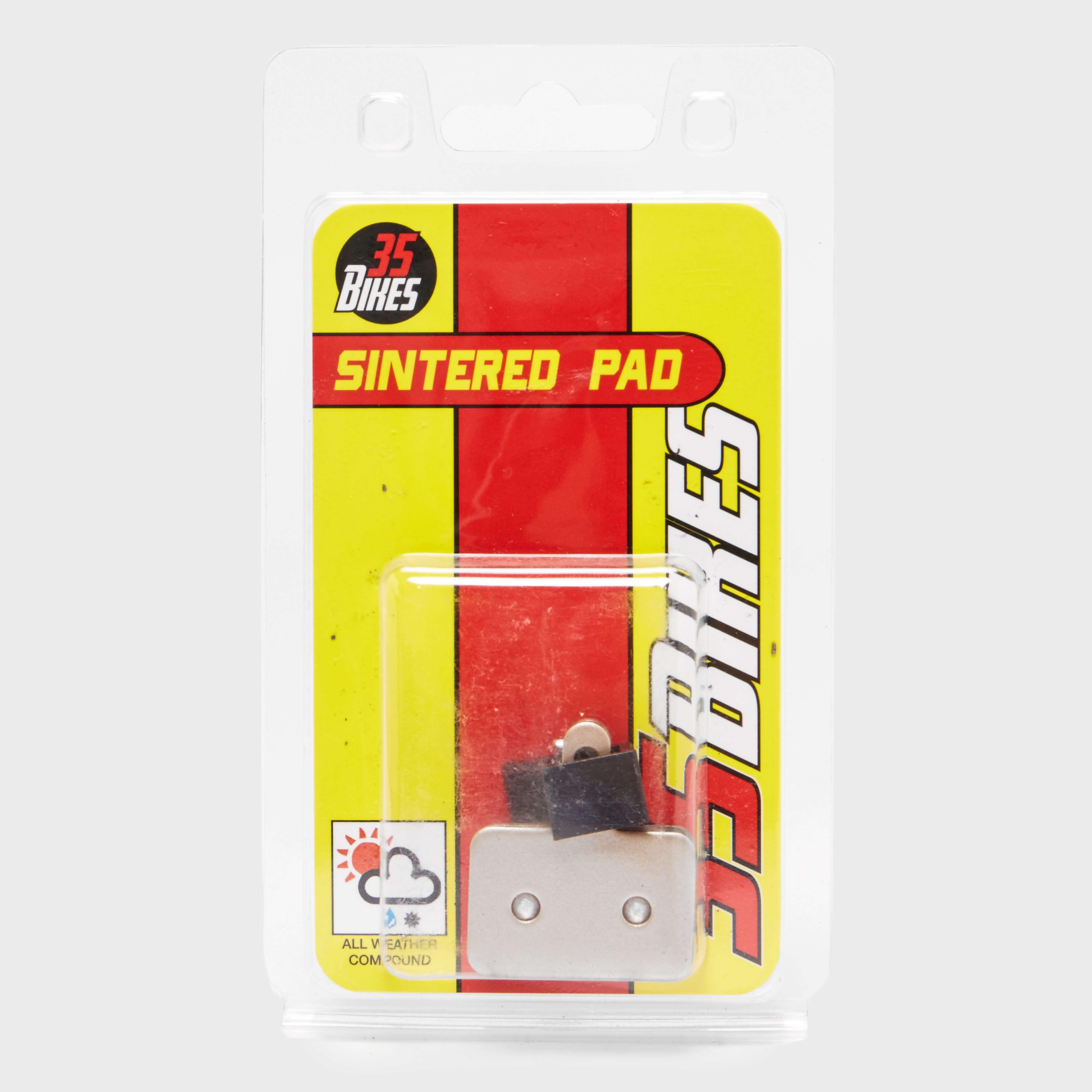35 BIKES DP10 Sintered Disc Brake Pad