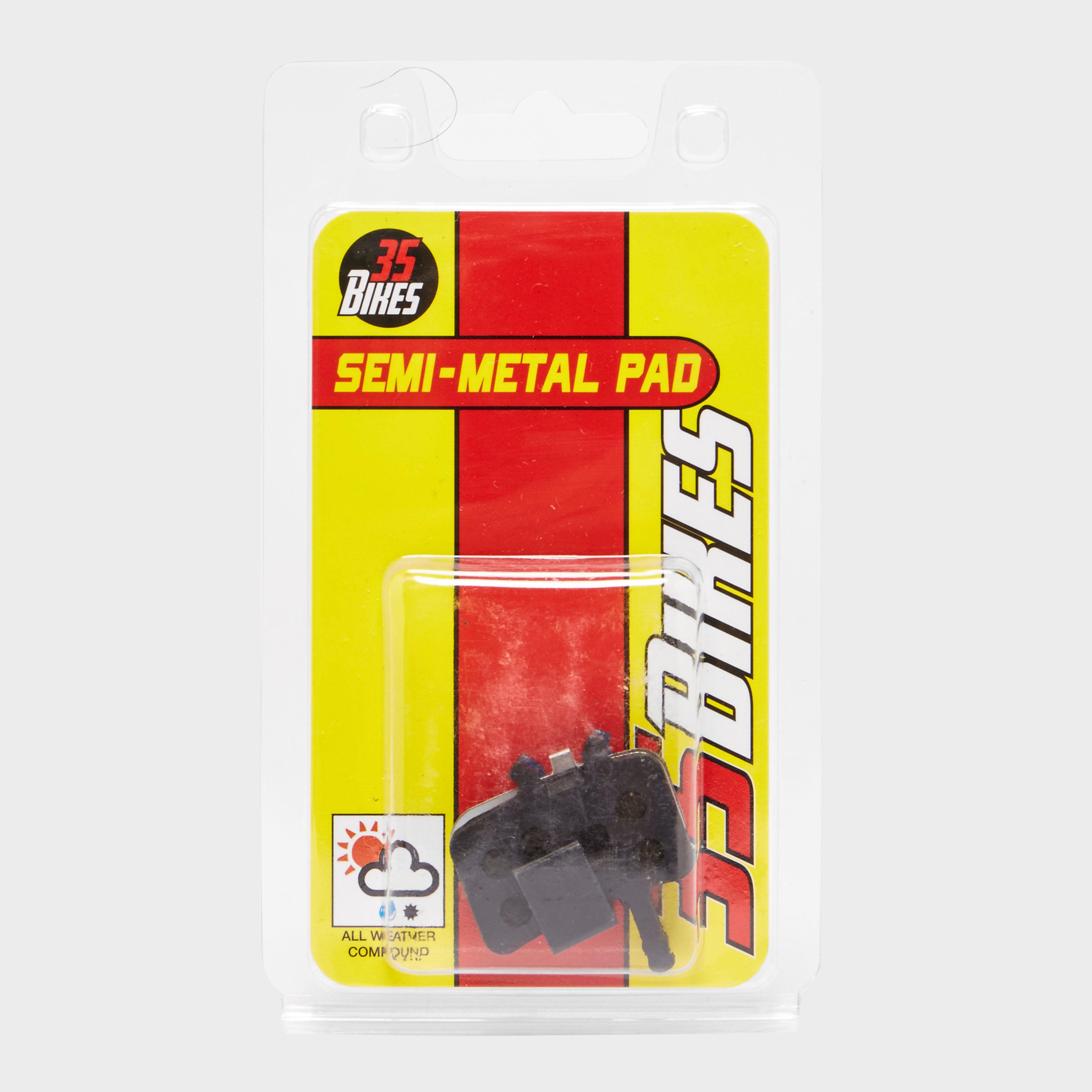 35 BIKES DP11 Semi-Metal Brake Pads