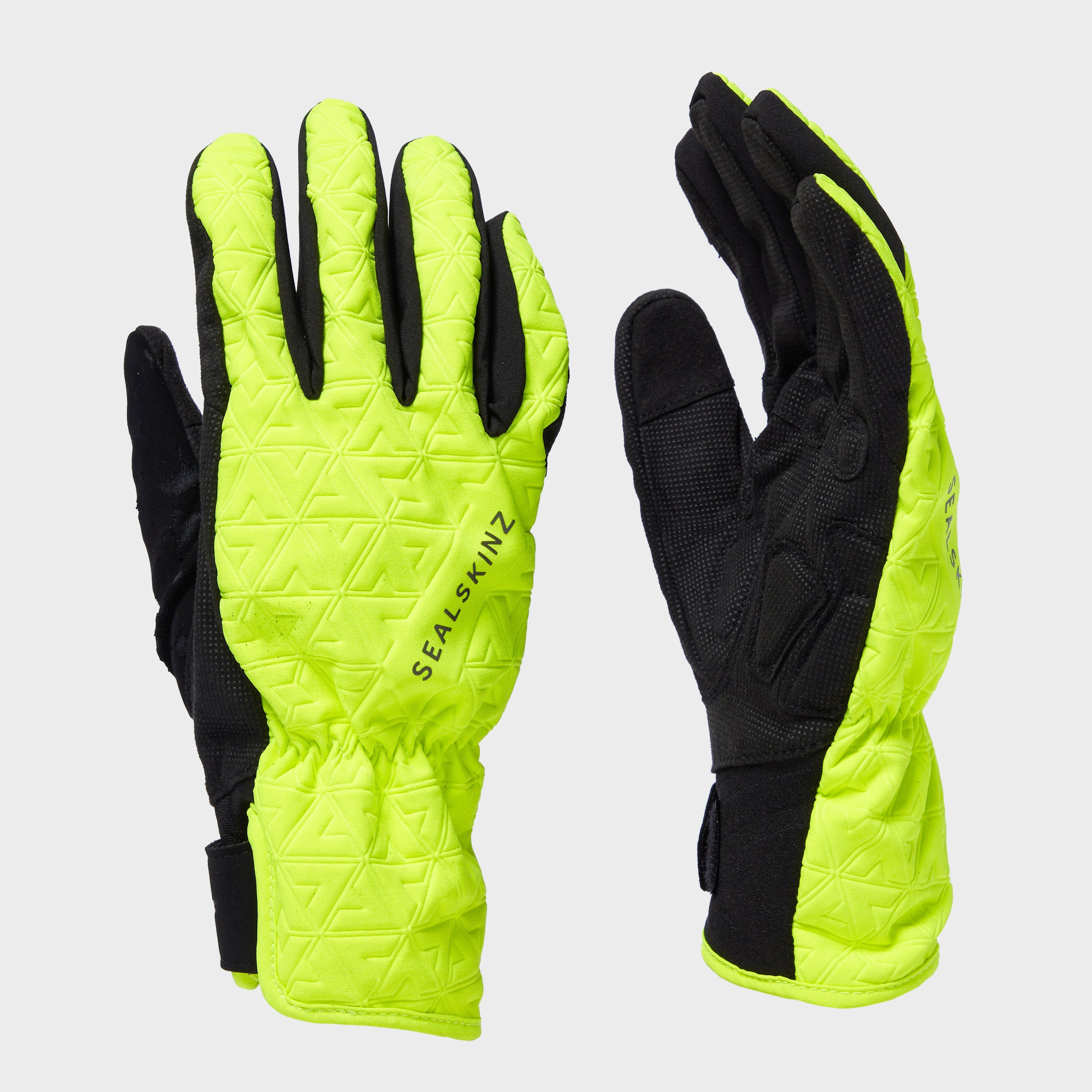 Sealskinz Women's All Weather Gloves, Yellow