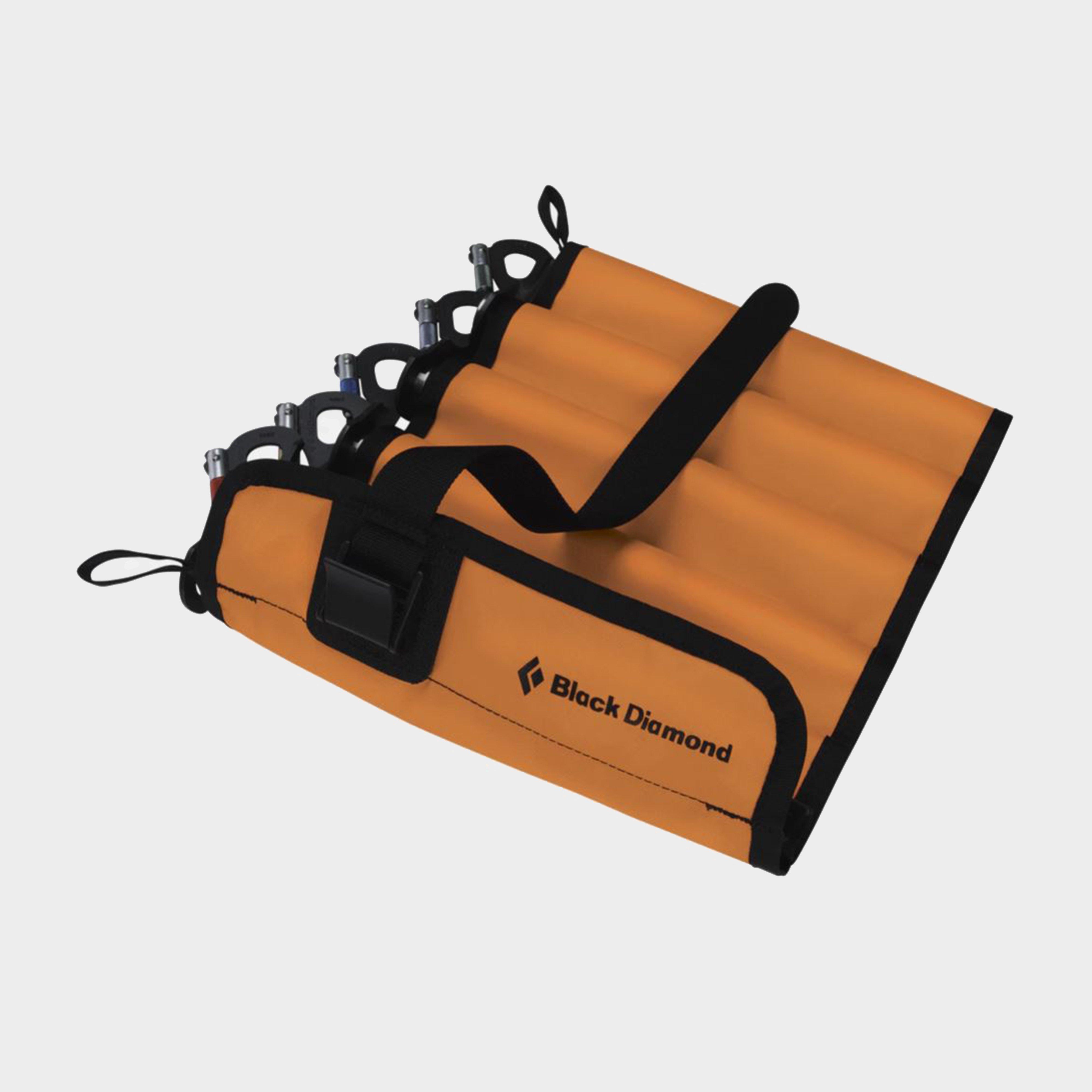 Black Diamond Ice Screw Up Bag - Orange/up  Orange/up