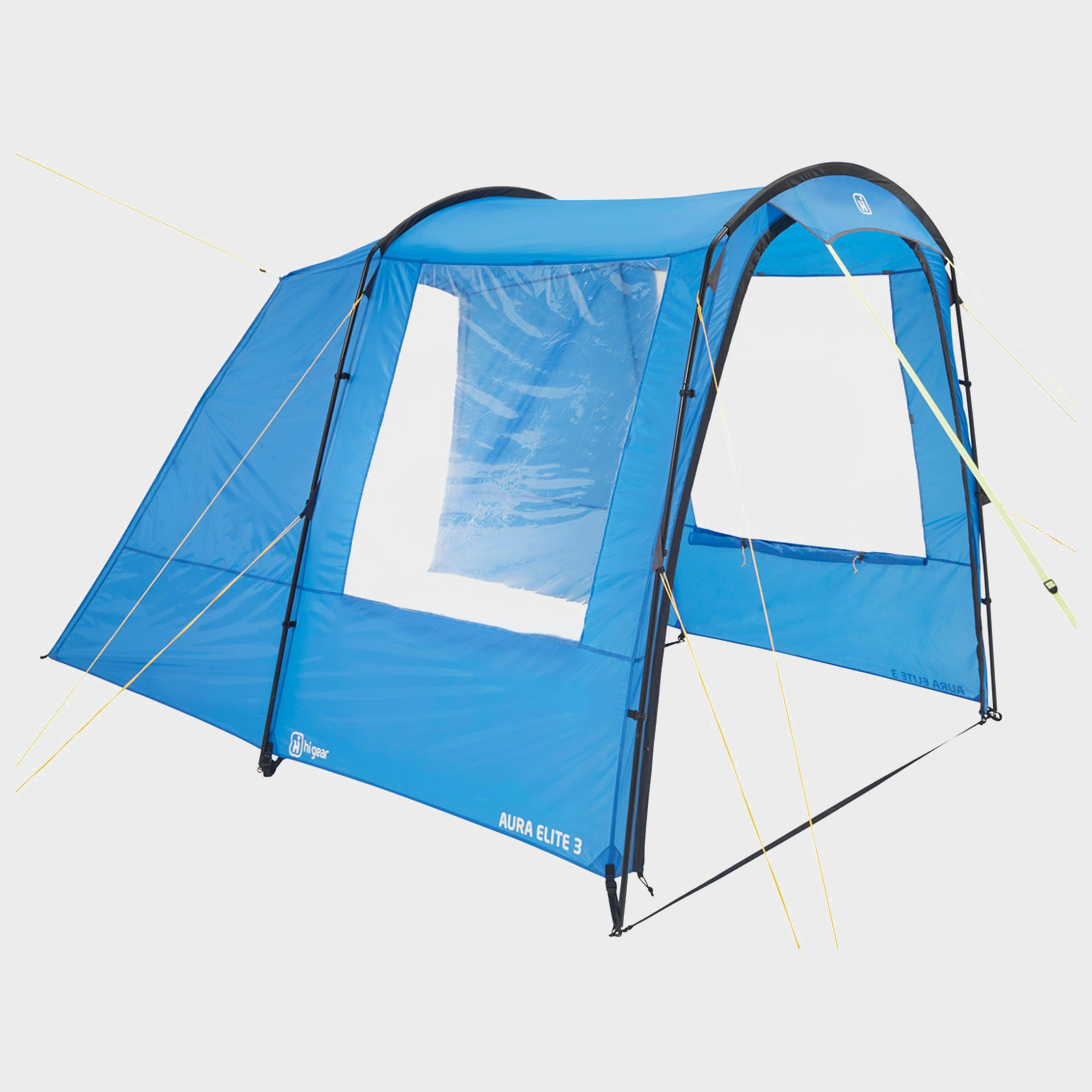 Hi-gear Aura 3 - Blue/porch  Blue/porch