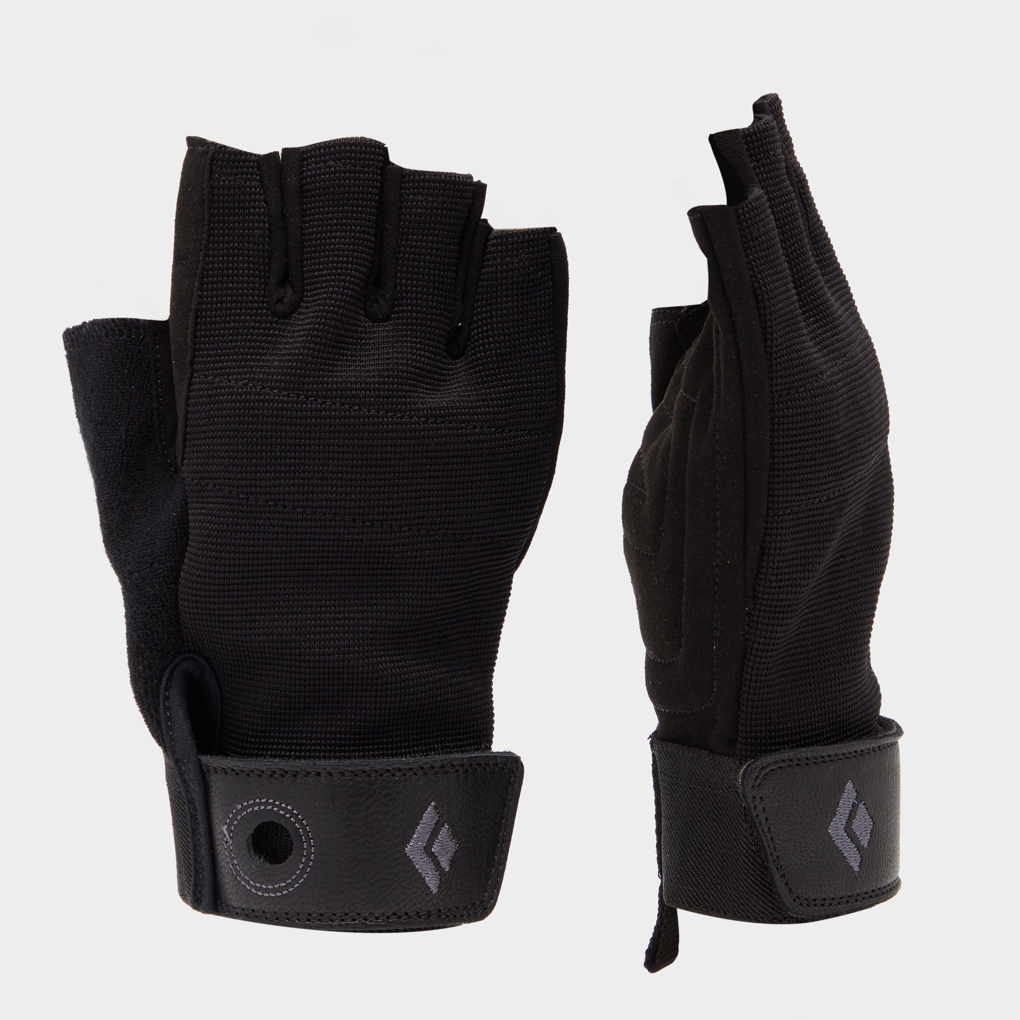 Black Diamond Crag Half Finger - Glove/glove  Glove/glove