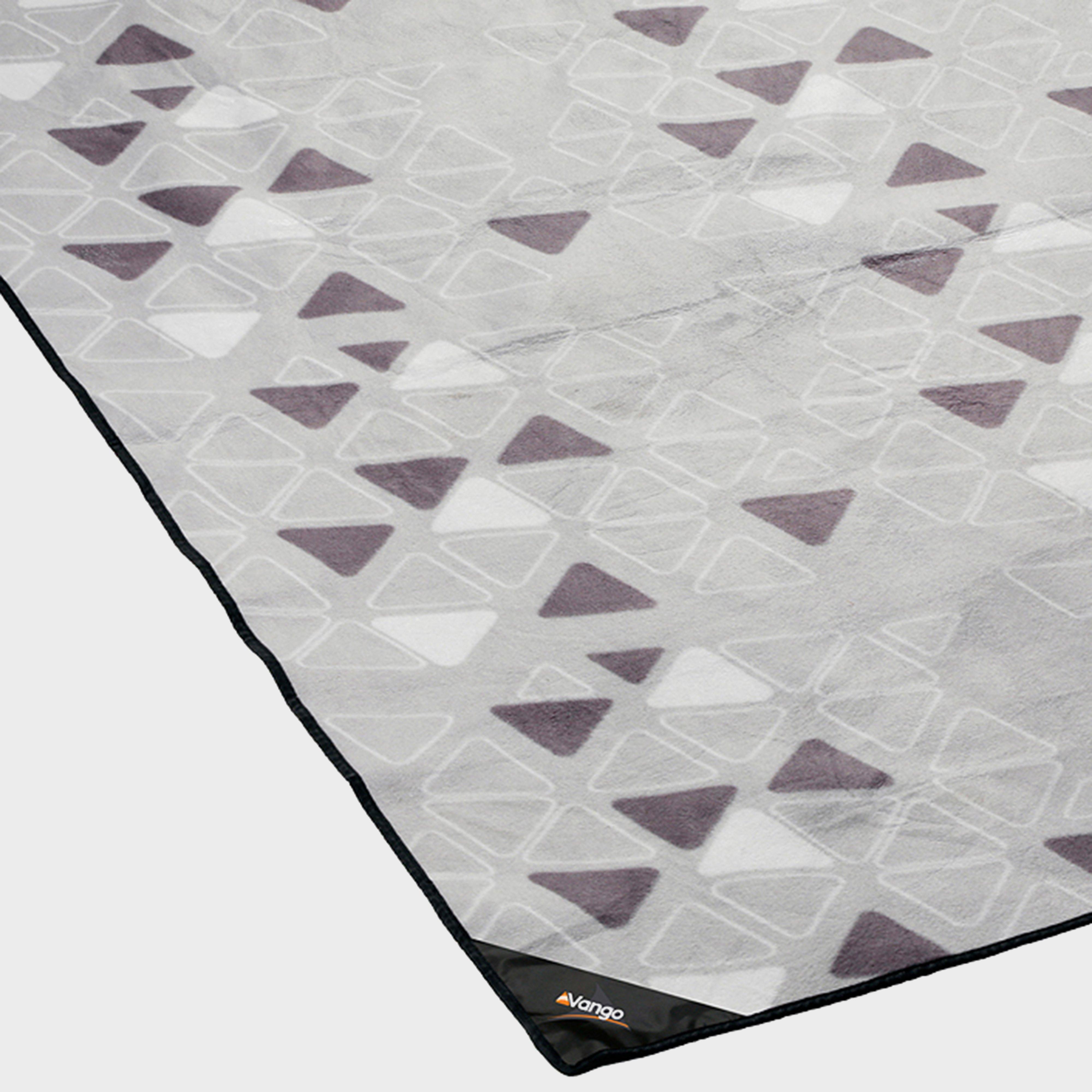 Vango Anteus 600 Carpet - Grey/carpet  Grey/carpet