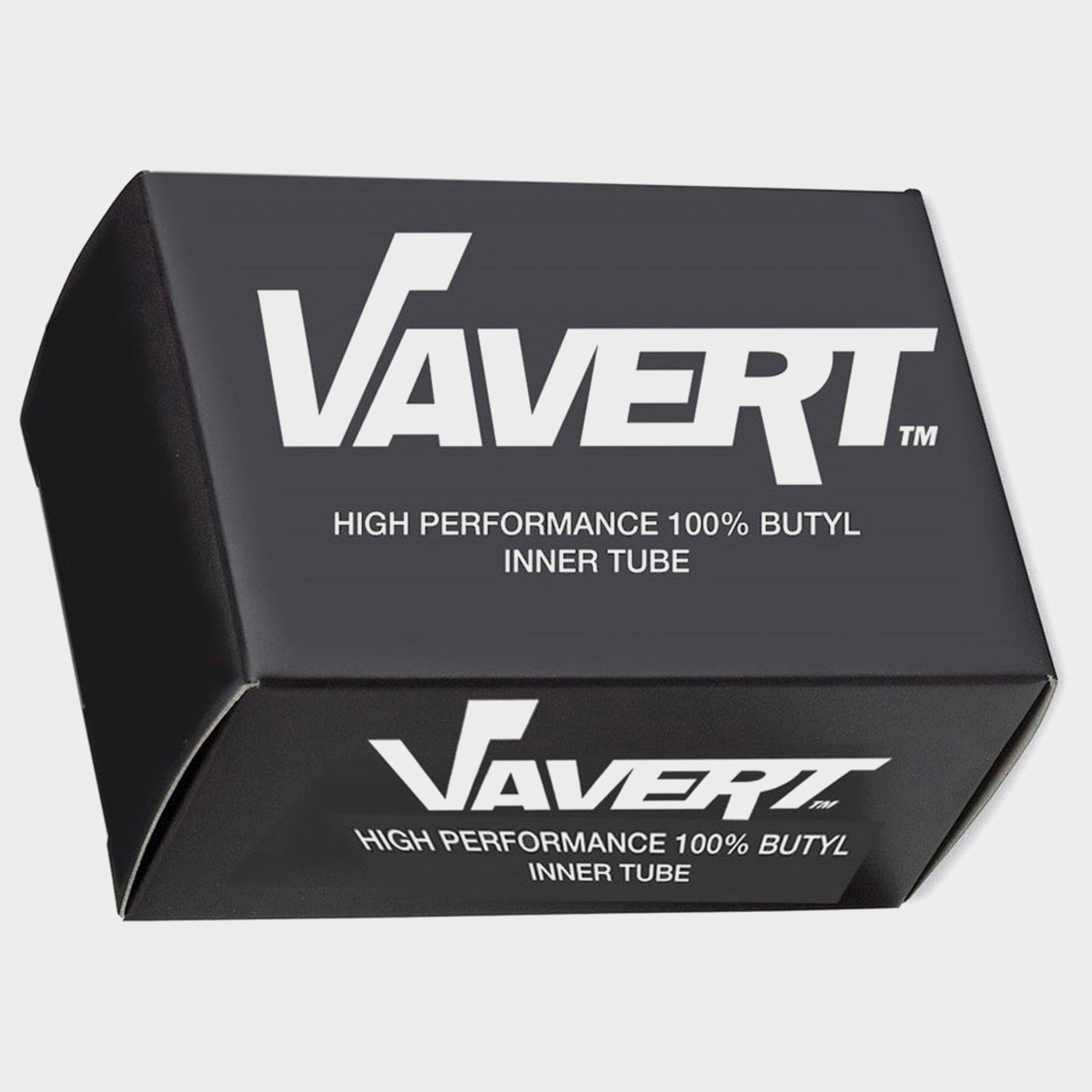 Vavert 24 X 1.75/2.1 Schrader (40mm) Innertube - Black/4  Black/4