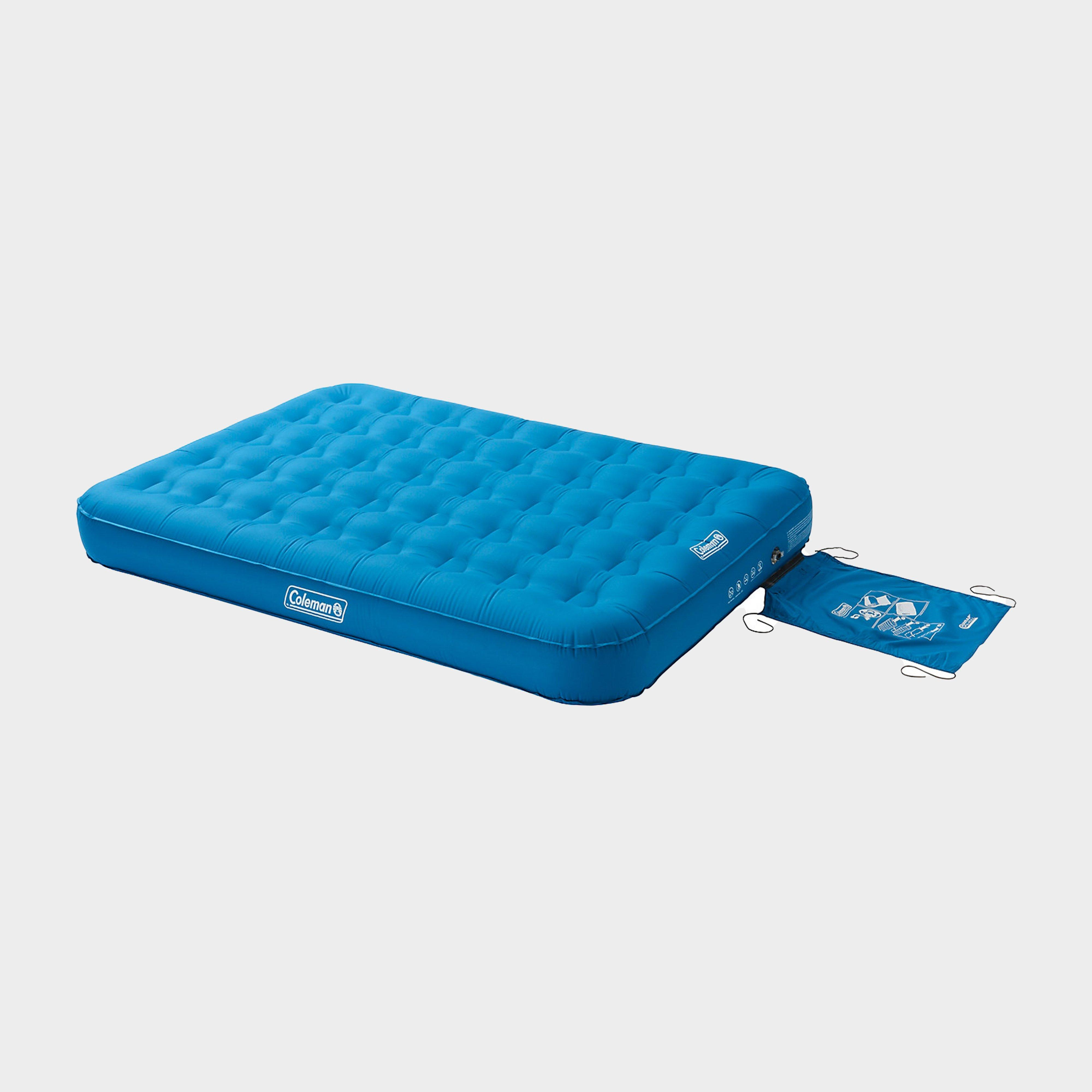 Coleman Extra Durable Airbed - Blue/doub  Blue/doub