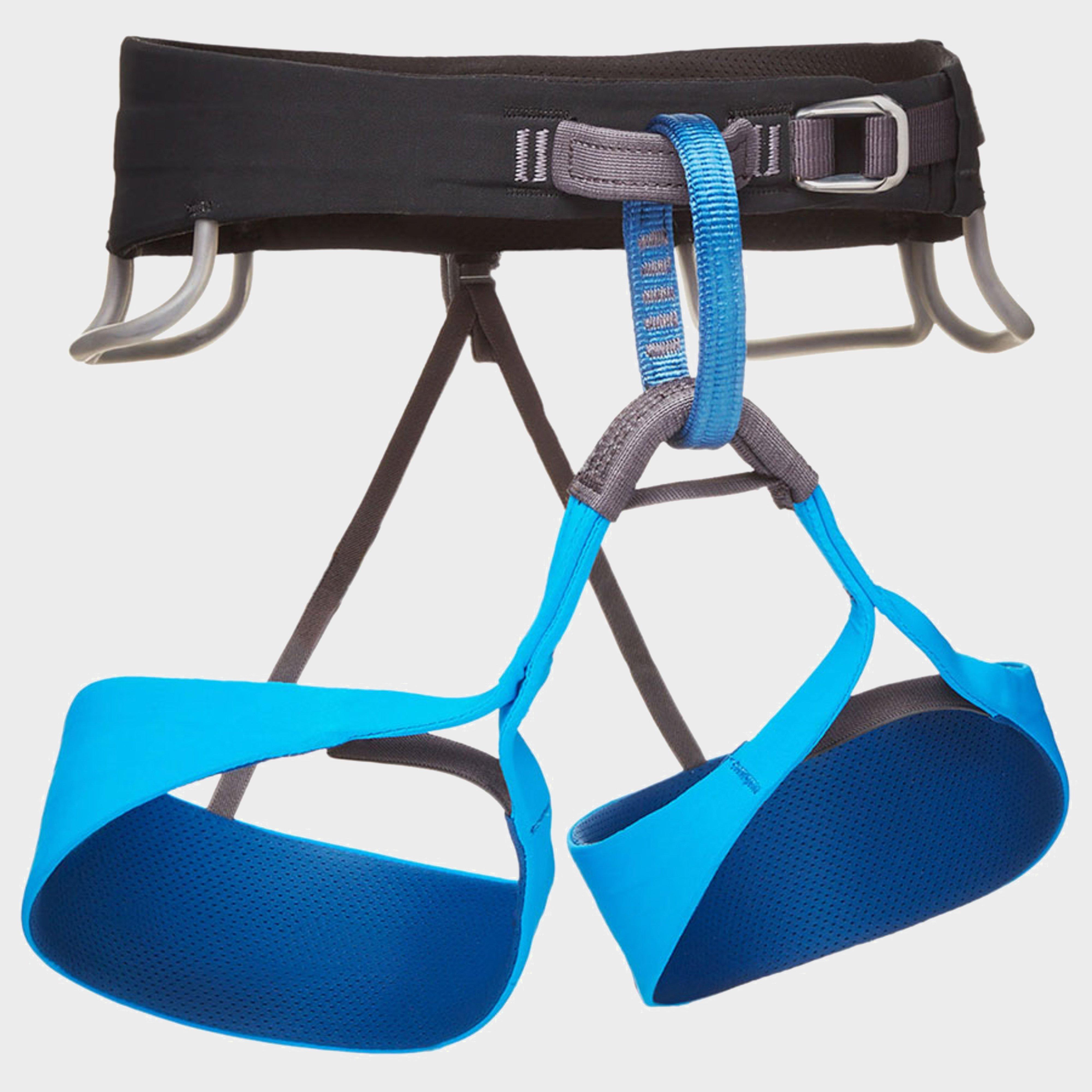 Black Diamond Solution - Blue/harness  Blue/harness