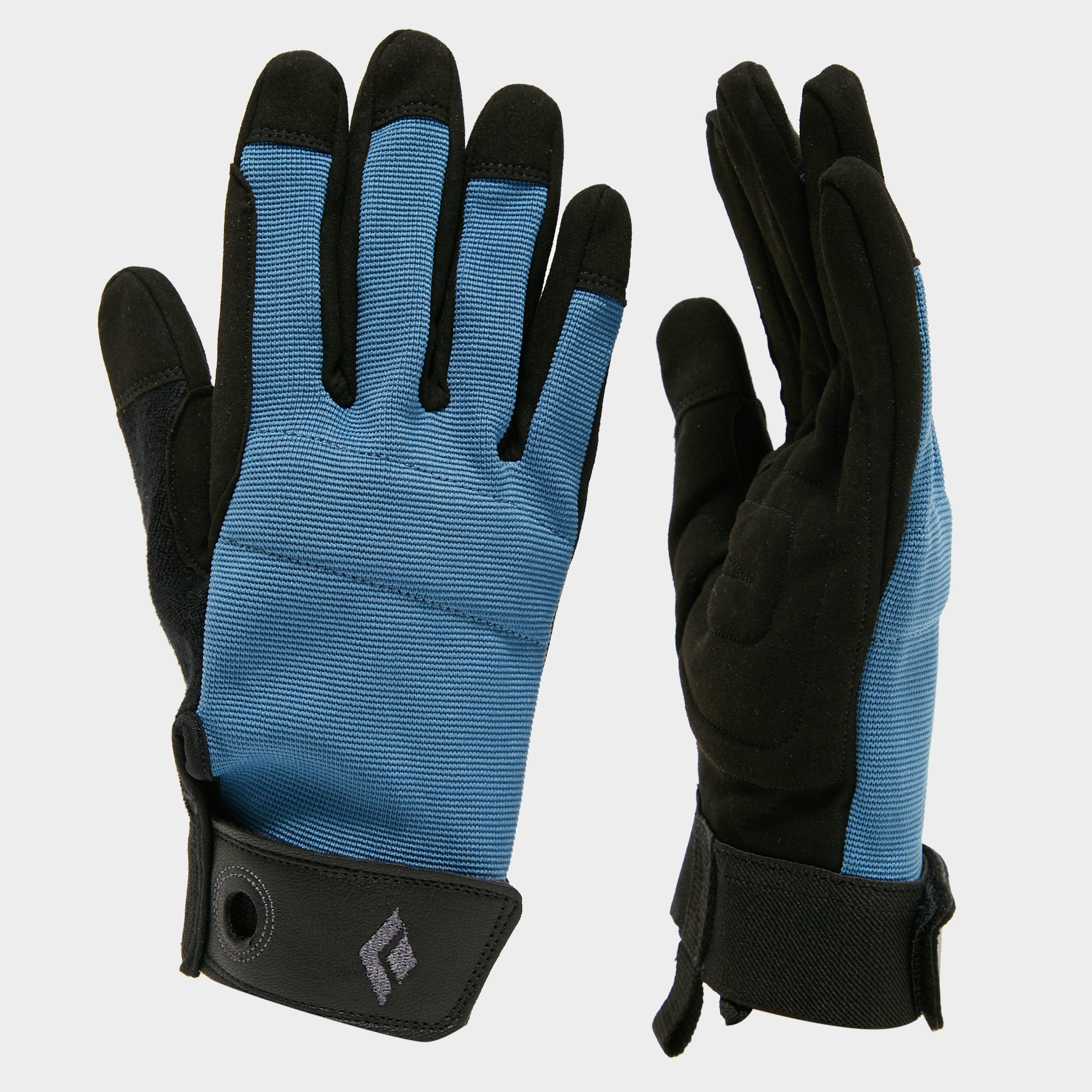 Black Diamond Crag Gloves - Blue/glove  Blue/glove