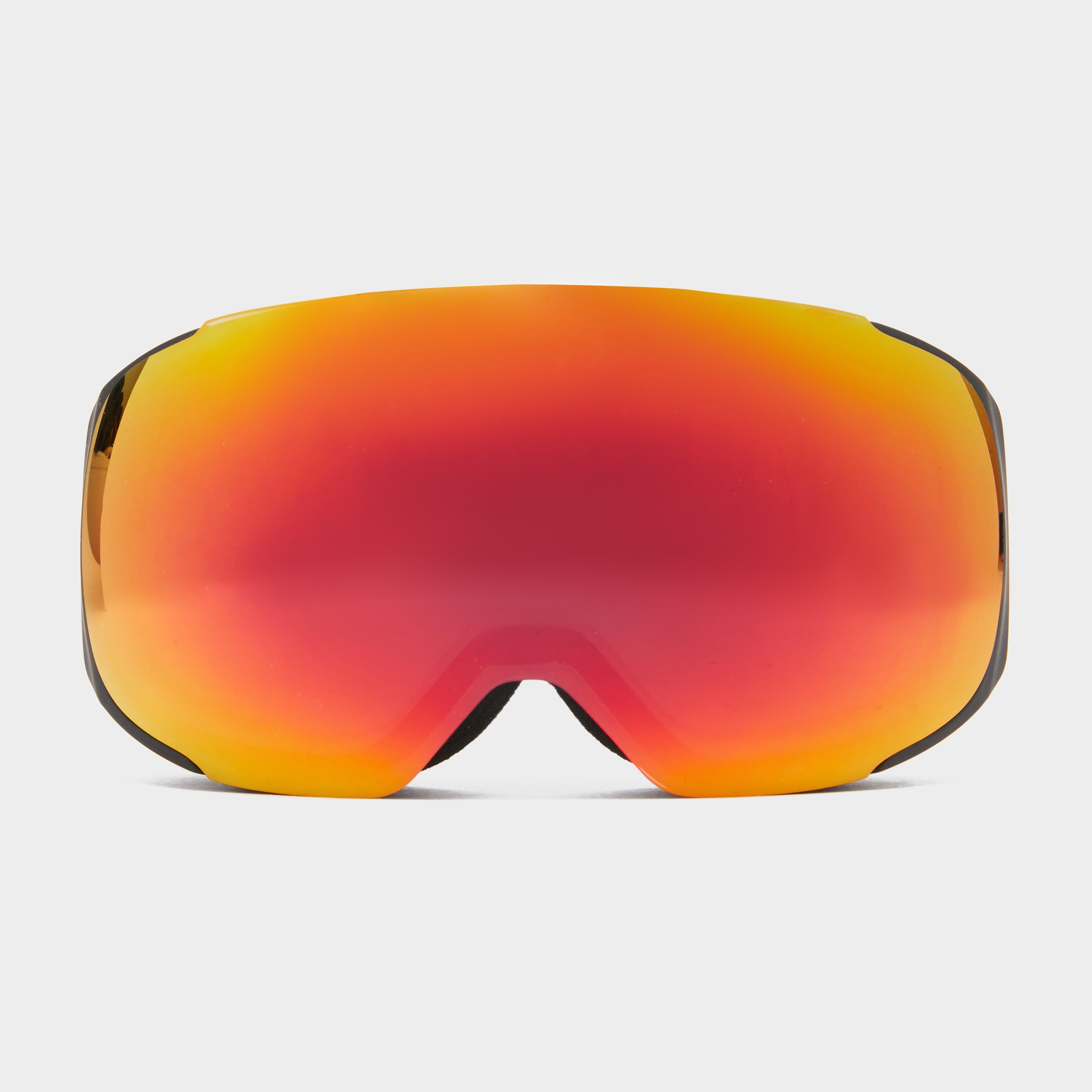 The Edge Aquilo Interchangeable Goggles - Black/grey  Black/grey