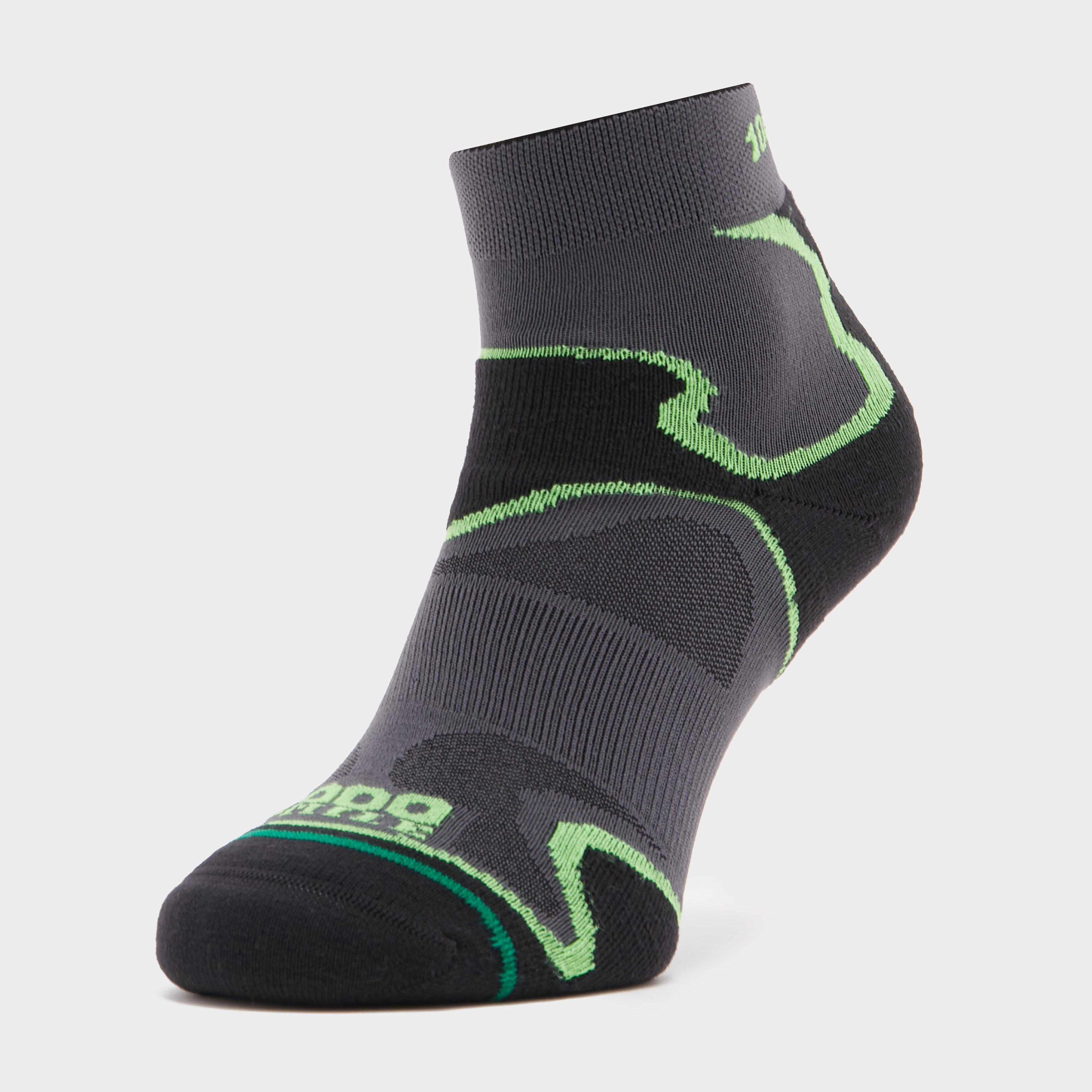 1000 Mile Fusion Anklet - Black/mens  Black/mens