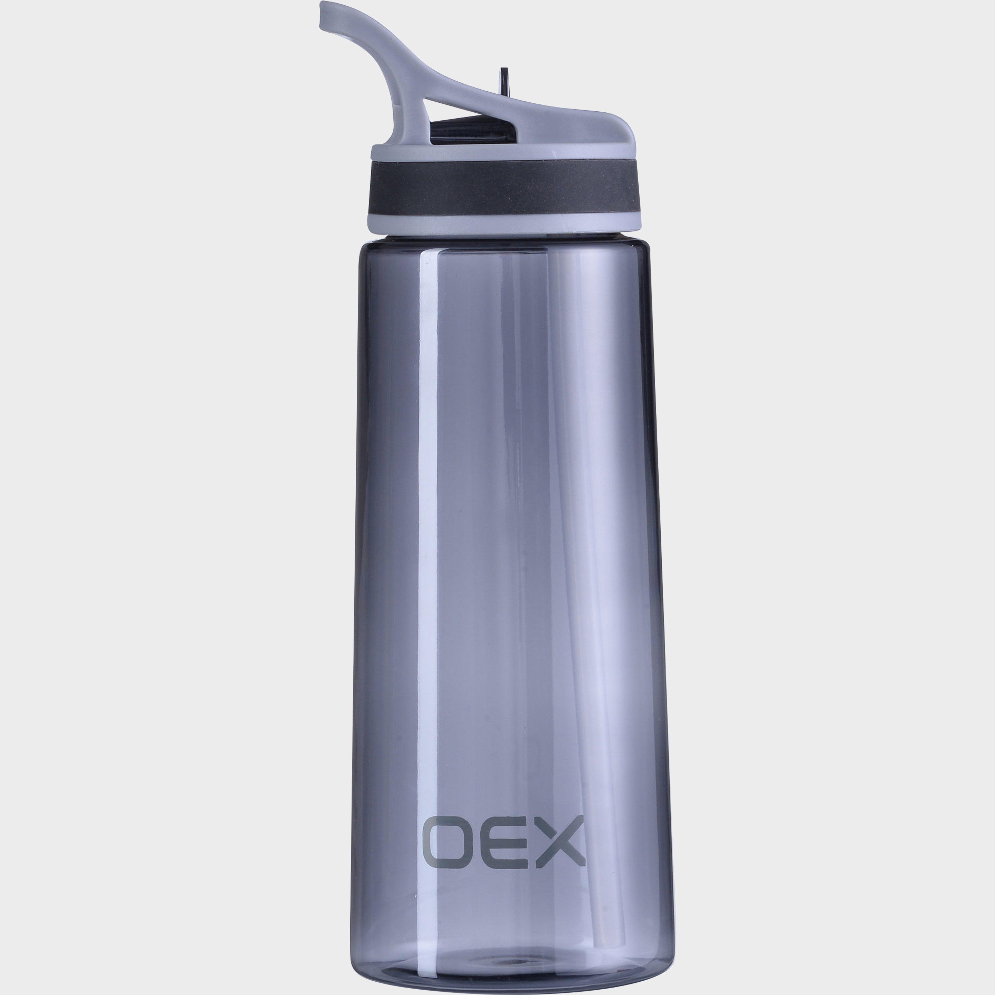 Oex 700ml Drink Thru - Grey/bottle  Grey/bottle