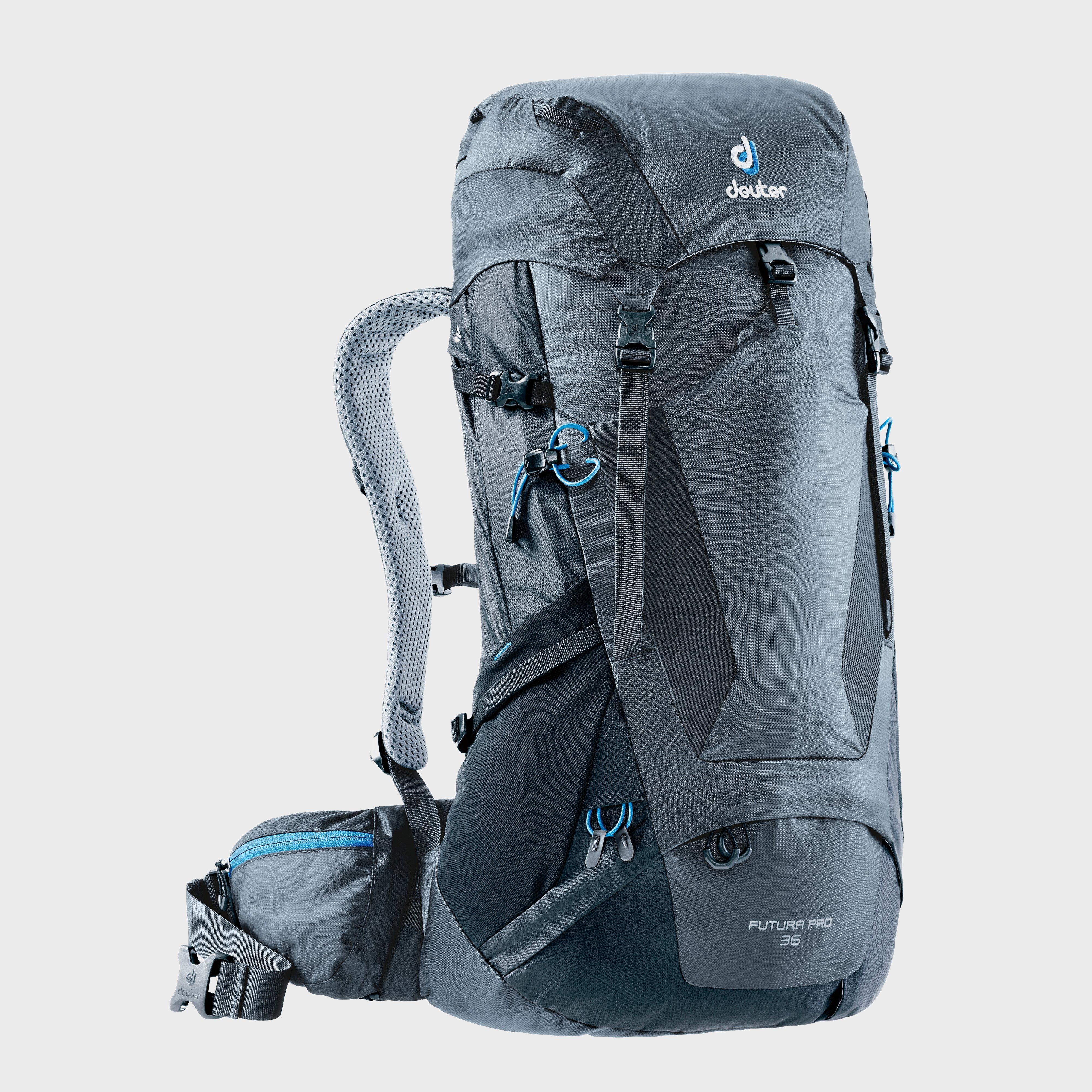 Deuter Futura Pro 36L Hiking Pack, Grey