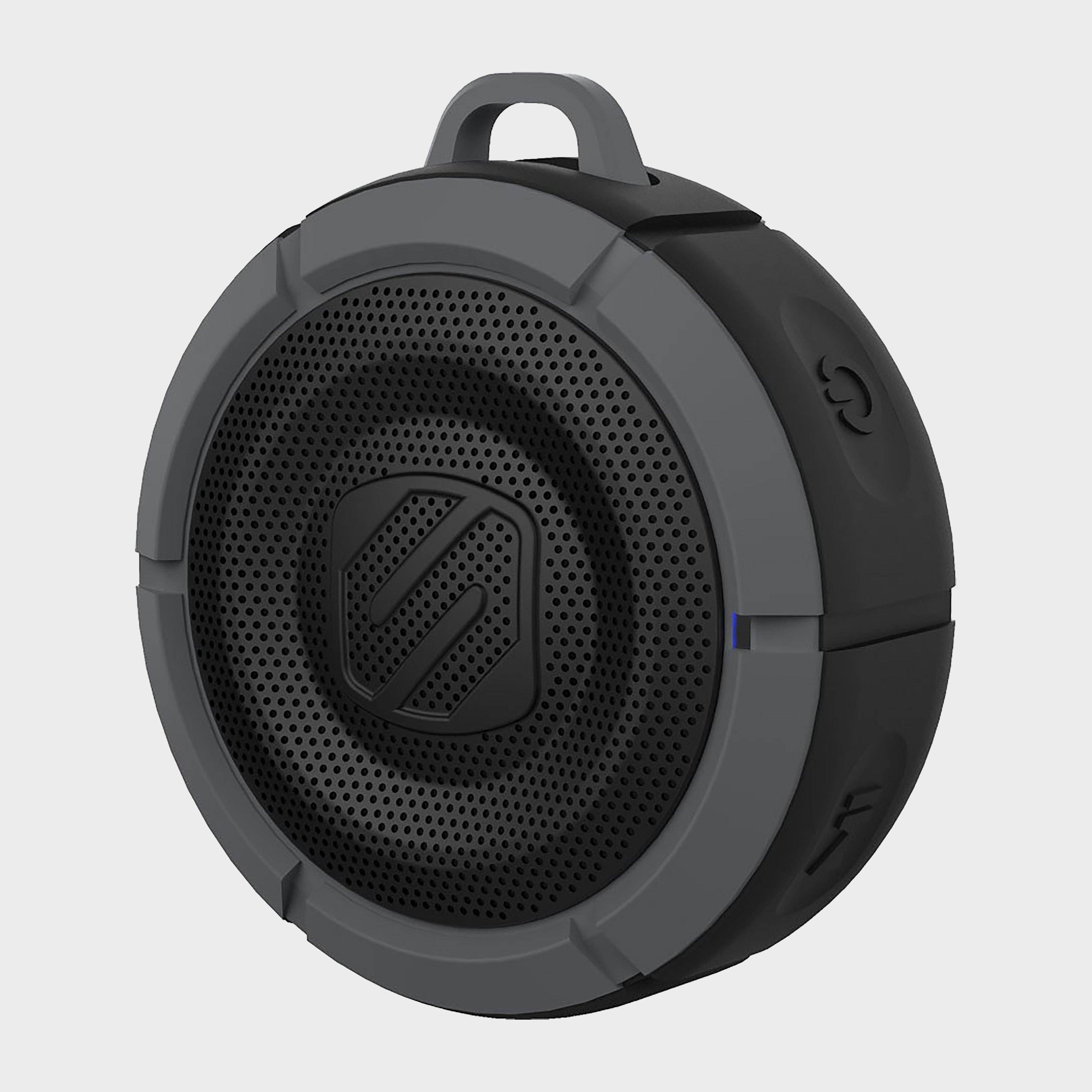 Scosche boomBUOY Speaker, Grey/SPEAKER