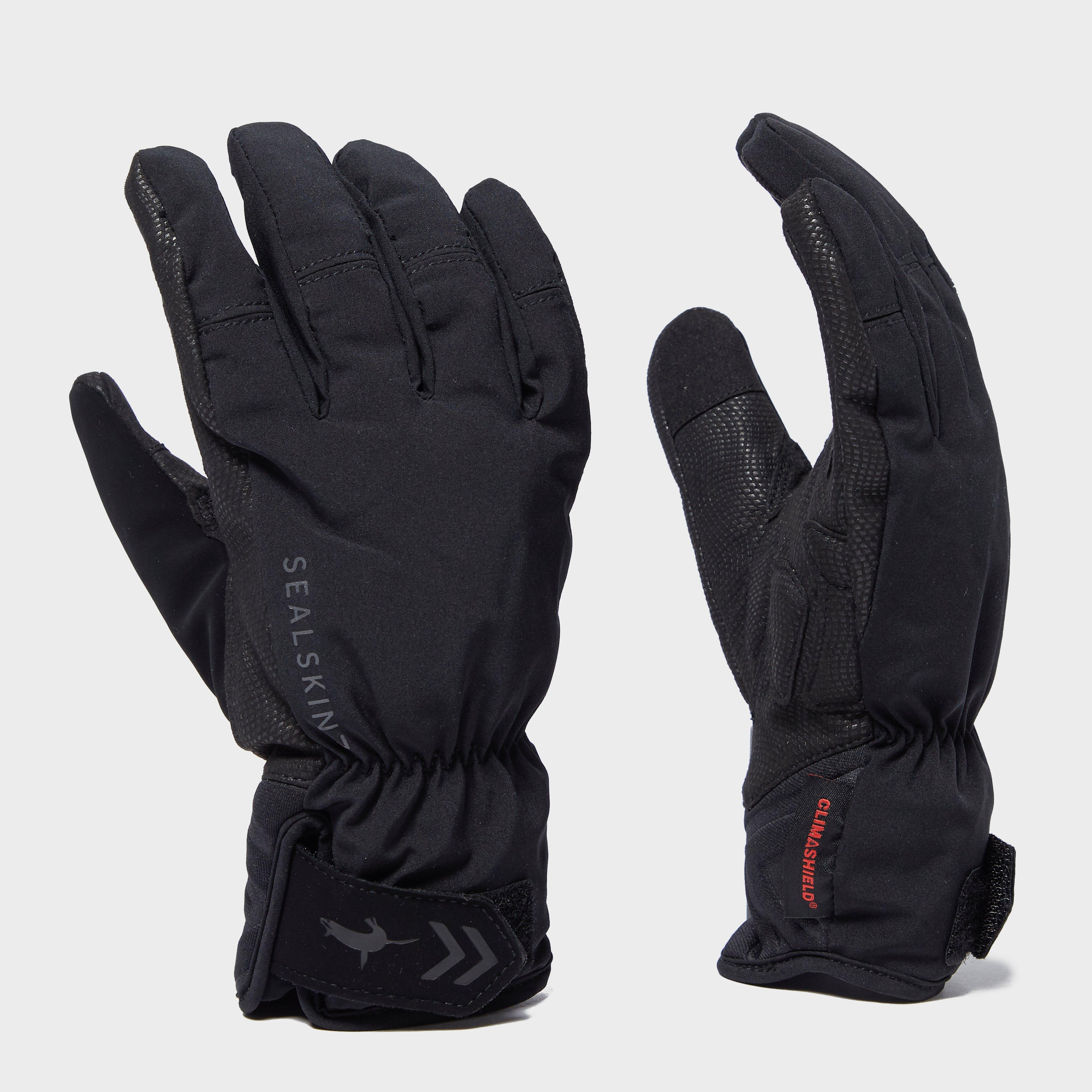 Sealskinz Women's Highland Gloves, Black