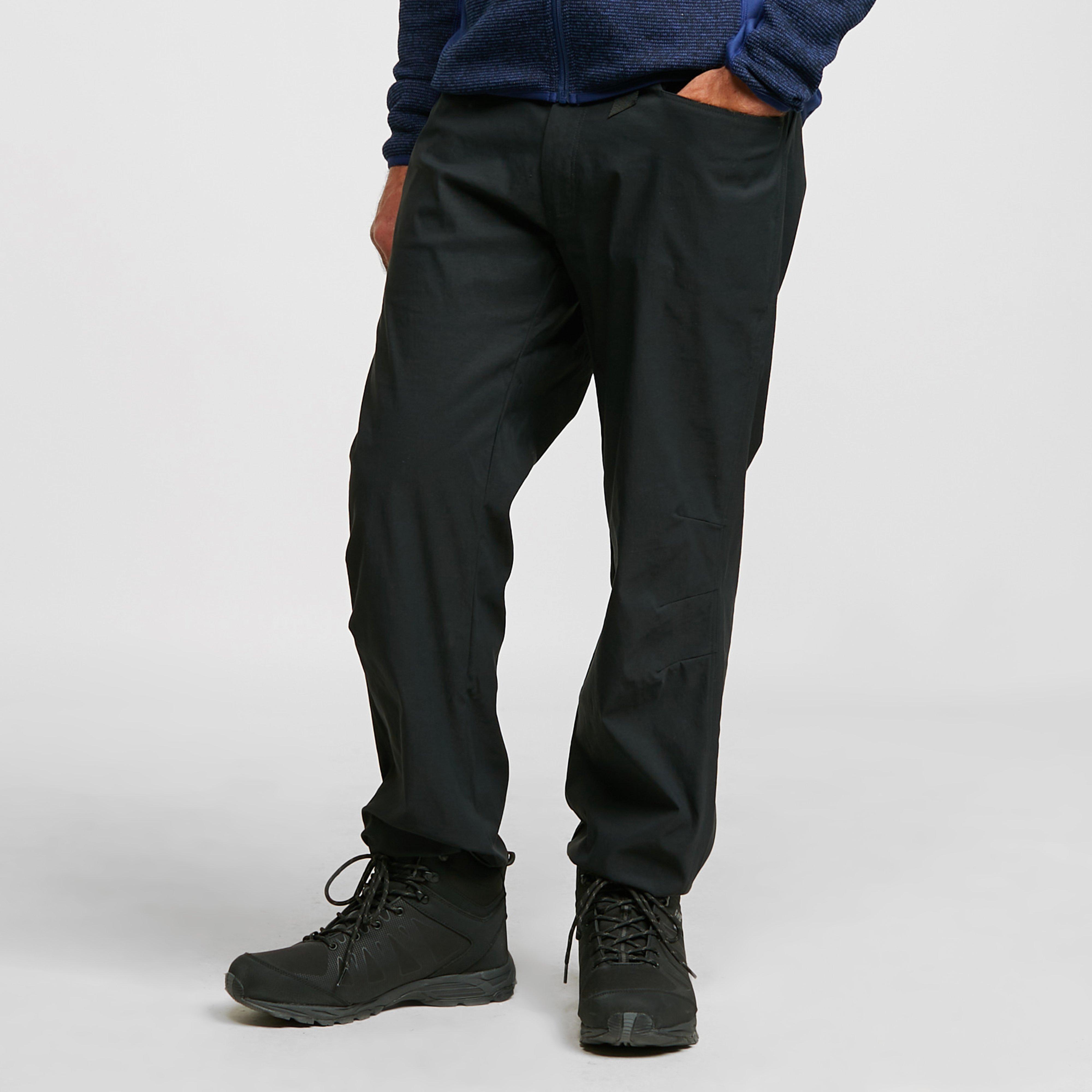 Peter Storm Mens High Loft Softshell Jacket - Black  Black