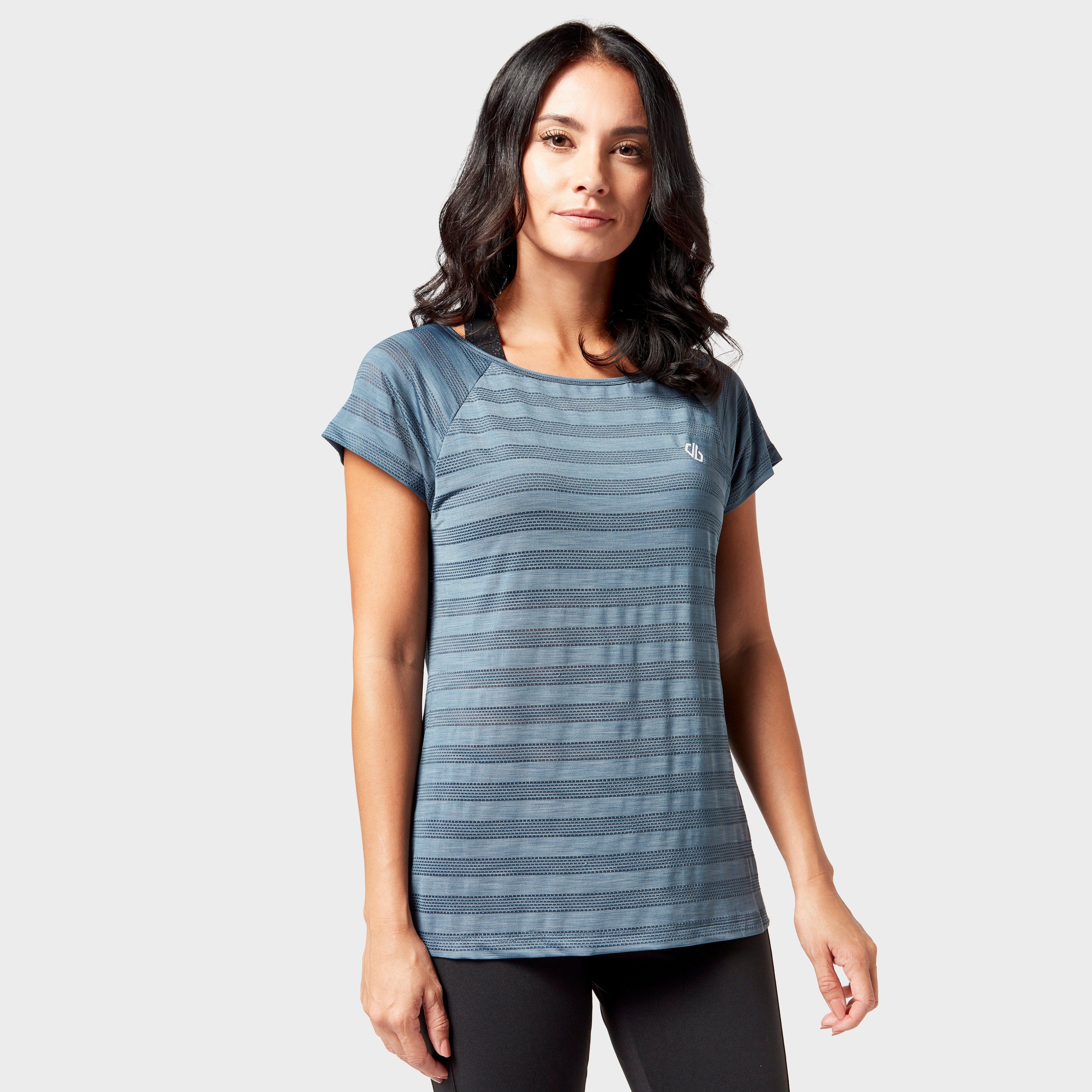 Dare 2B Women's Efficiency T-Shirt, Grey