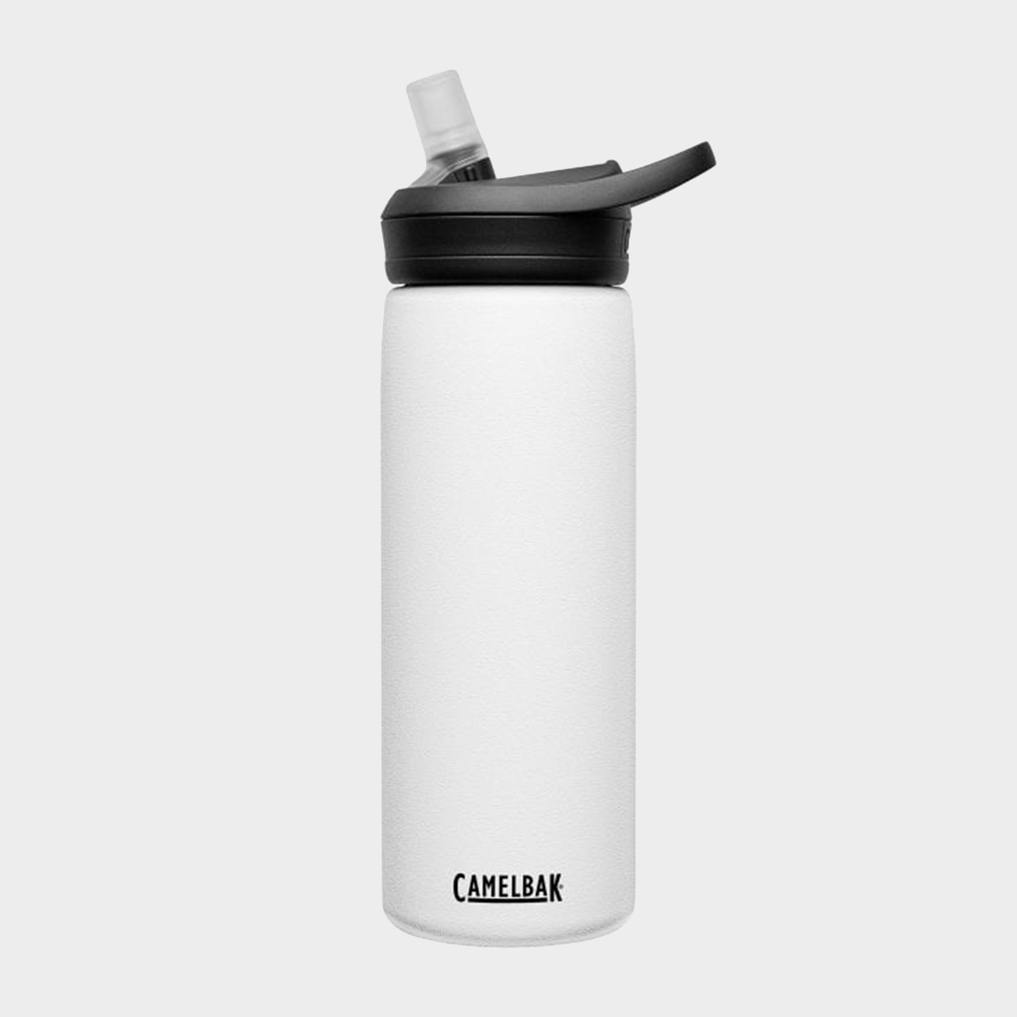 Camelbak Eddy Plus Vacuum 0.6L, White/BLACK