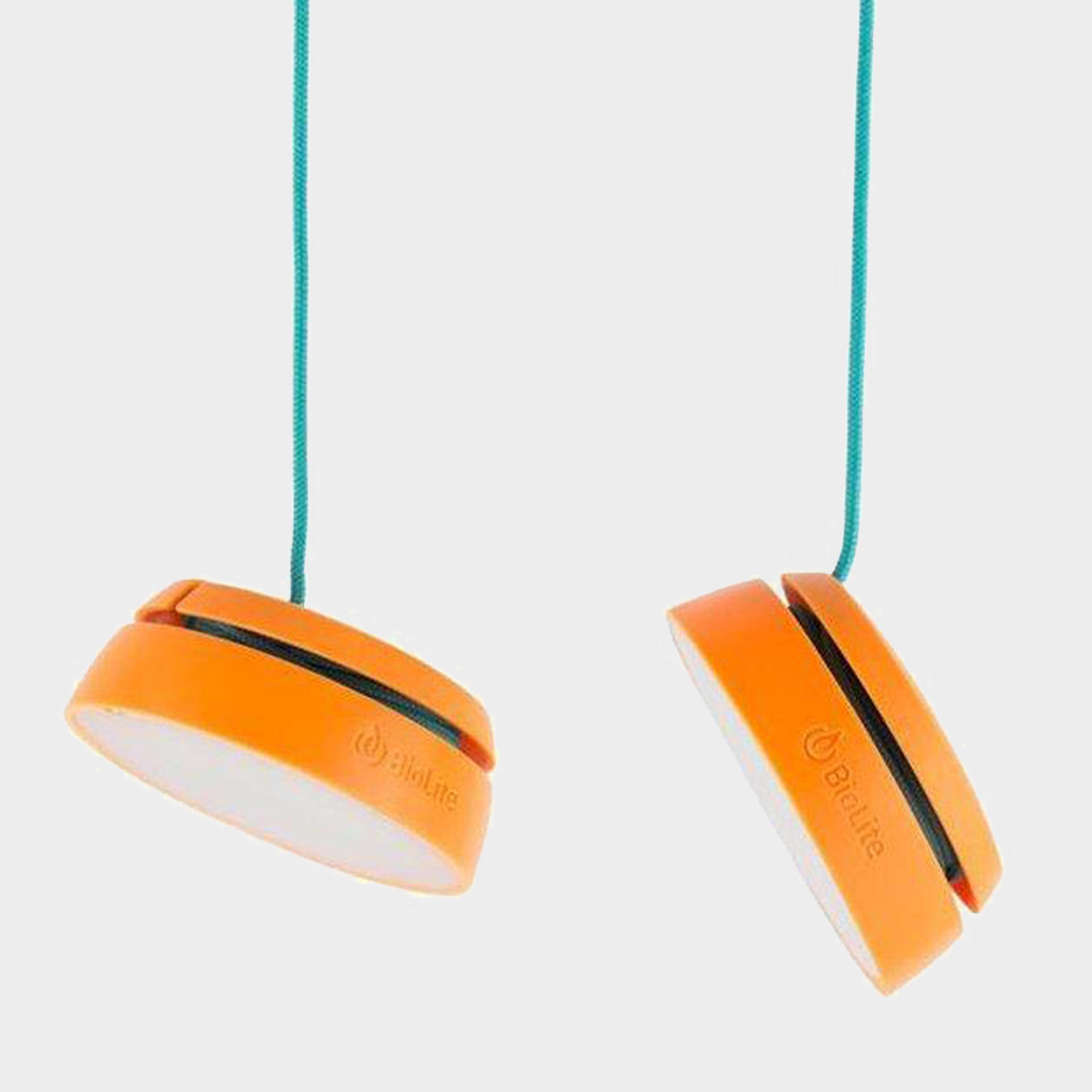 Biolite Sitelight (2 Per Set) - Orange/sitelight  Orange/sitelight