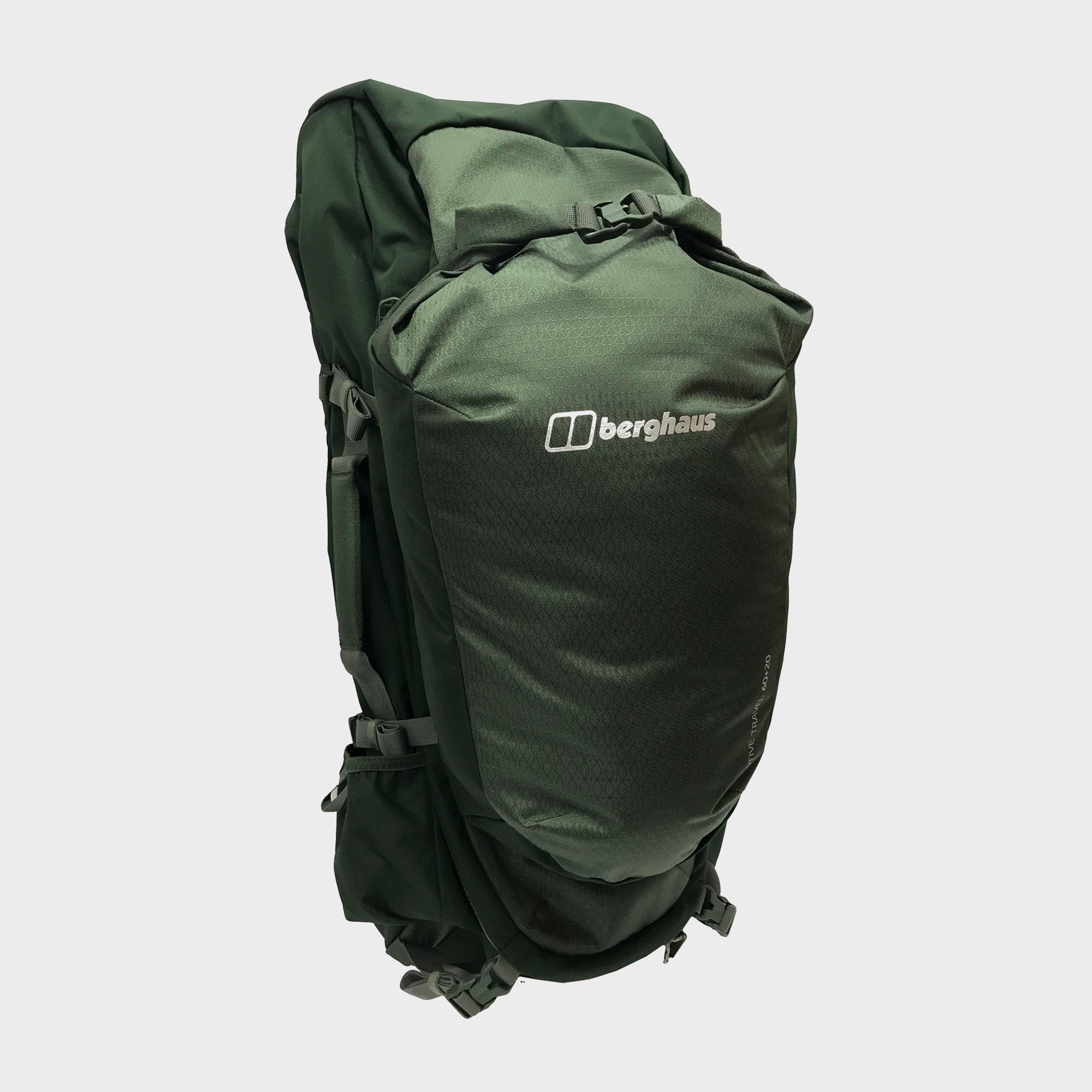 Berghaus Trailhead Travel 60 - Green/plus  Green/plus