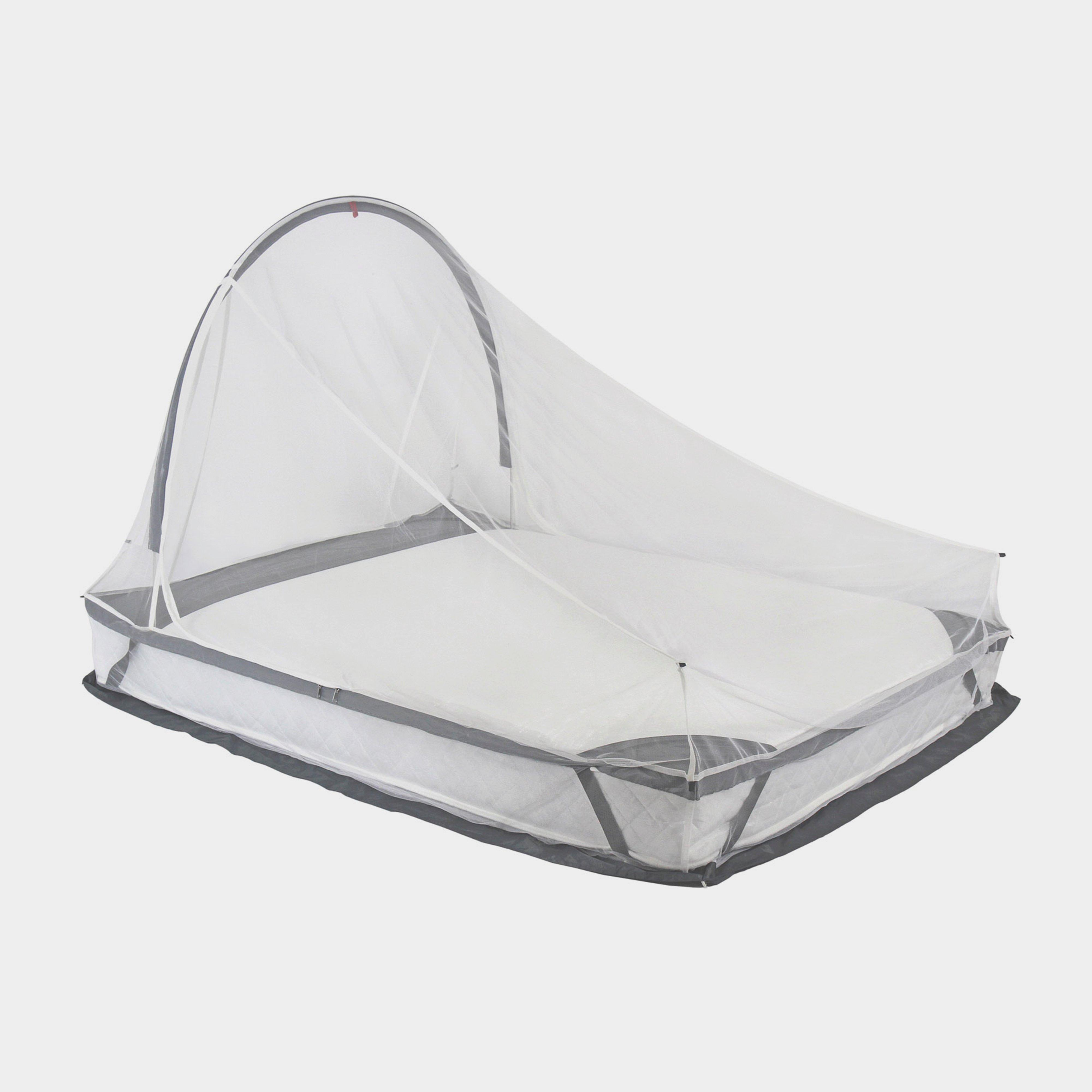 Lifesystems Arc Self Supporting Mosquito Net Double - White/mosquit  White/mosquit