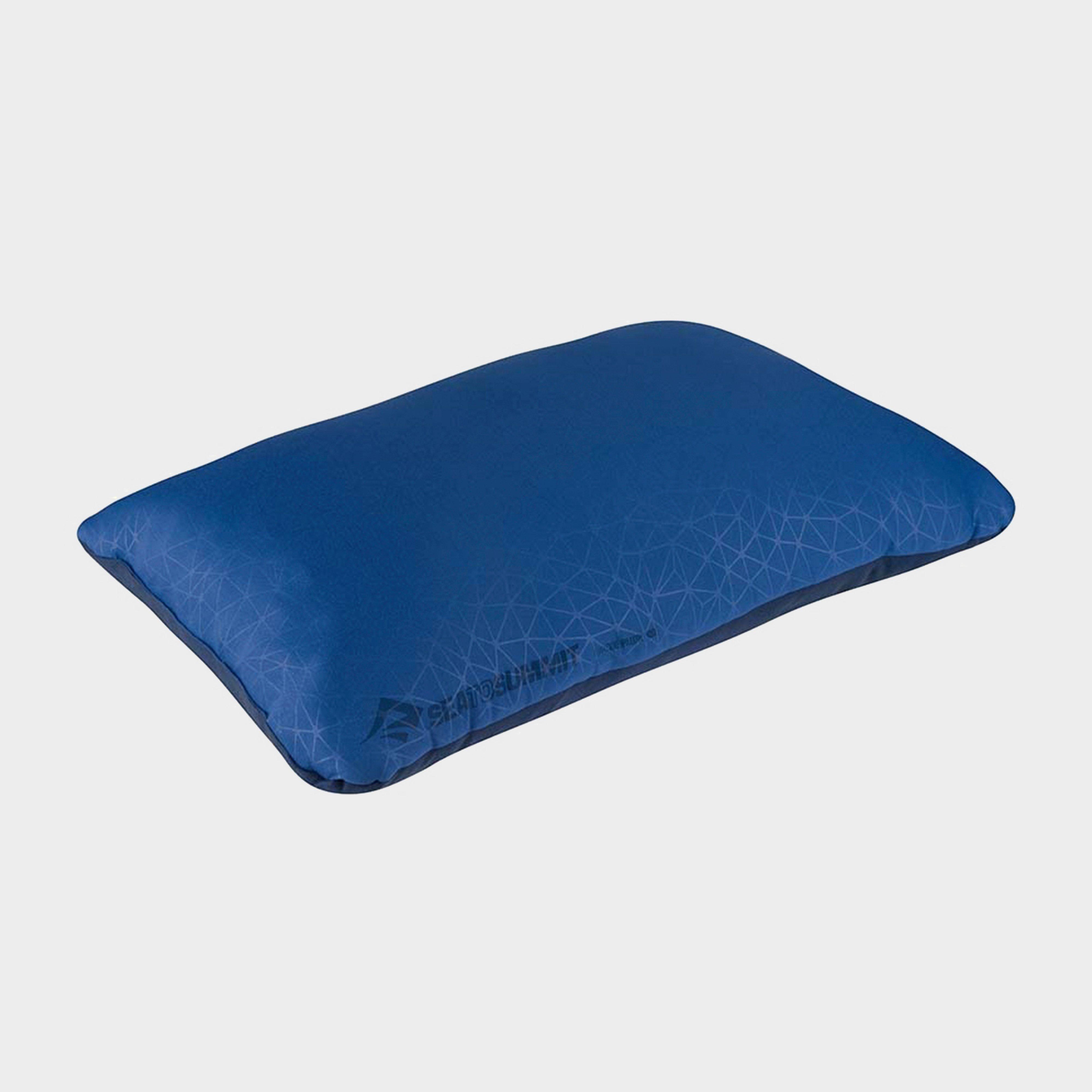 Sea To Summit Foamcore Pillow - Blue/reg  Blue/reg