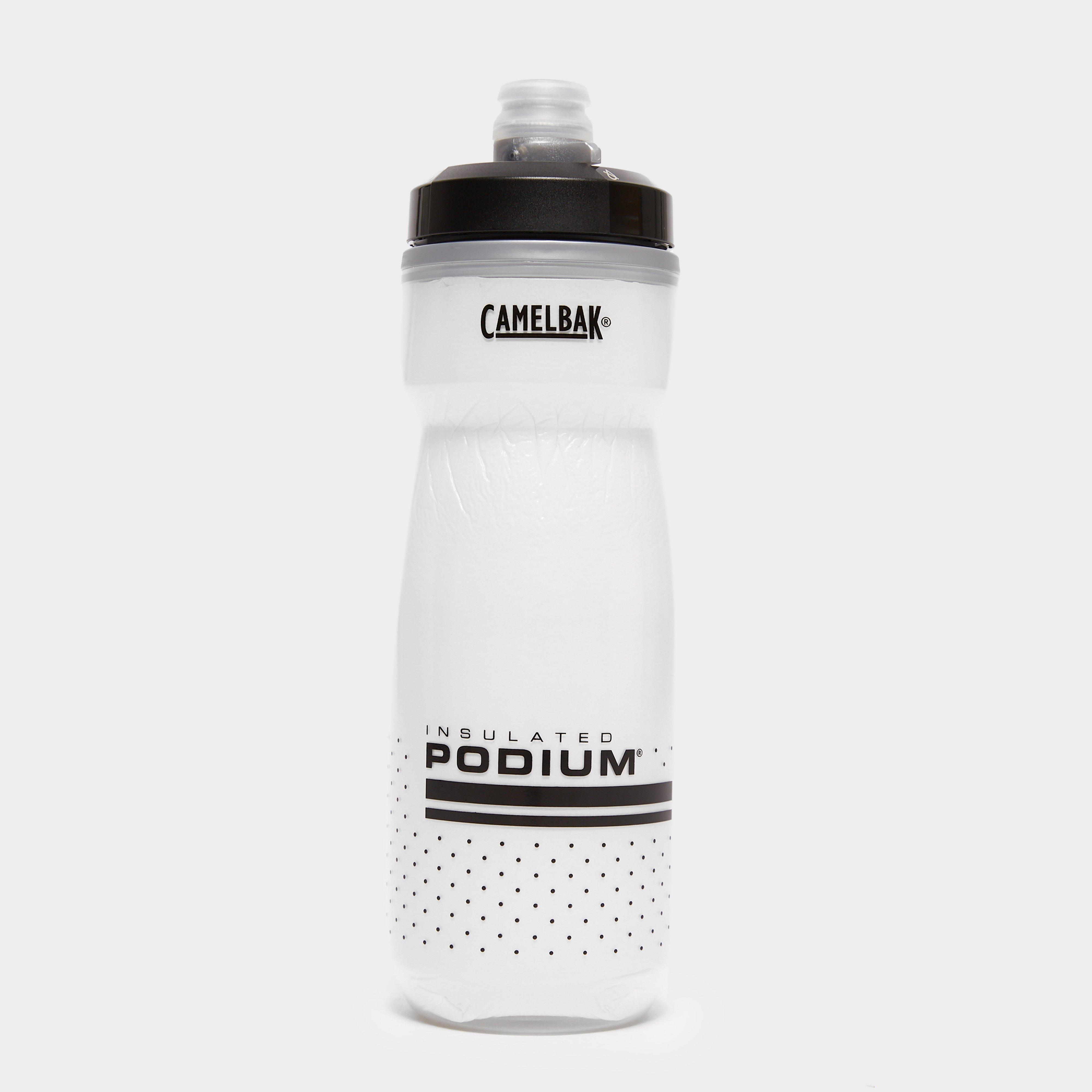 Camelbak Podium Chill Water Bottle (620ml), White/620ML