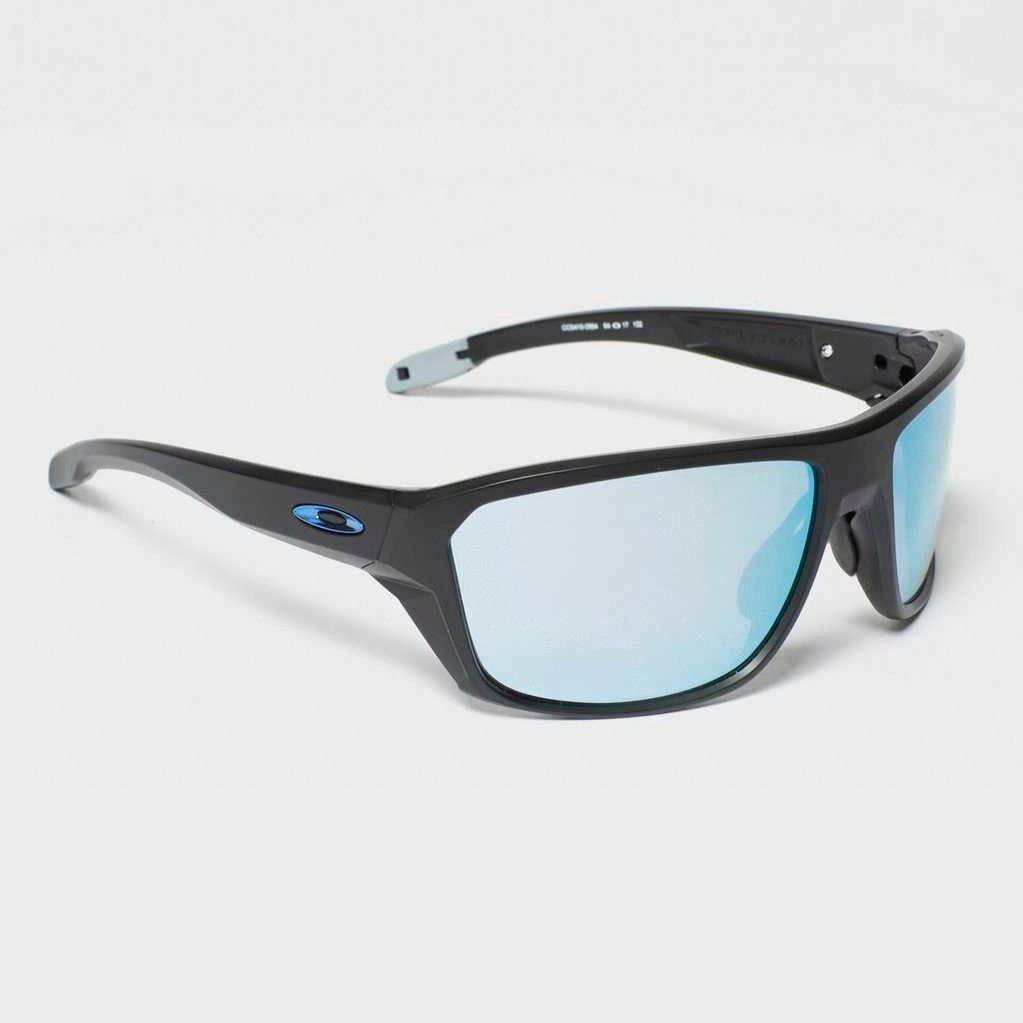 Oakley Split Shot Prizm Polarized Sunglasses, Black