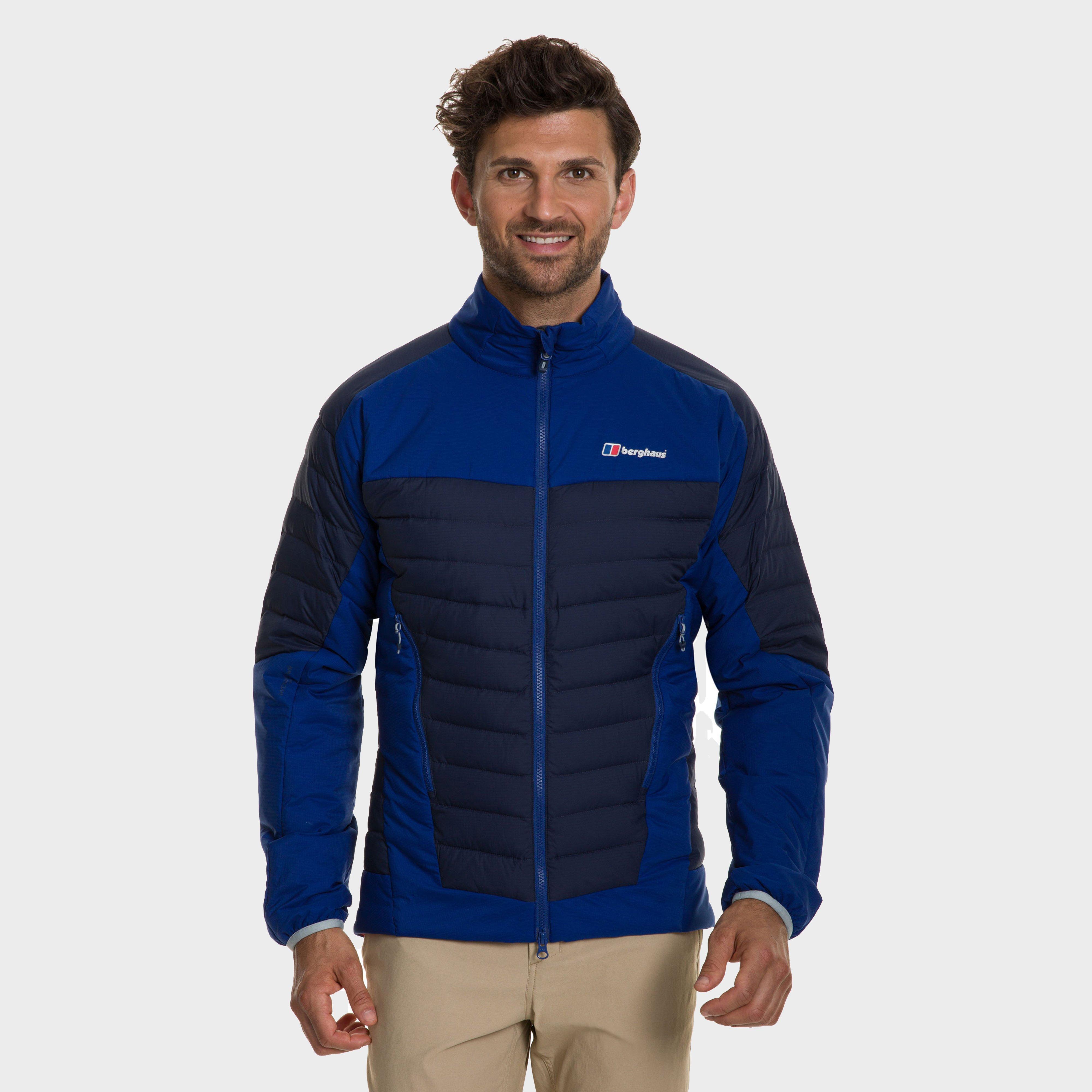 Berghaus Ulvetanna Jacket - Blue/jacket  Blue/jacket