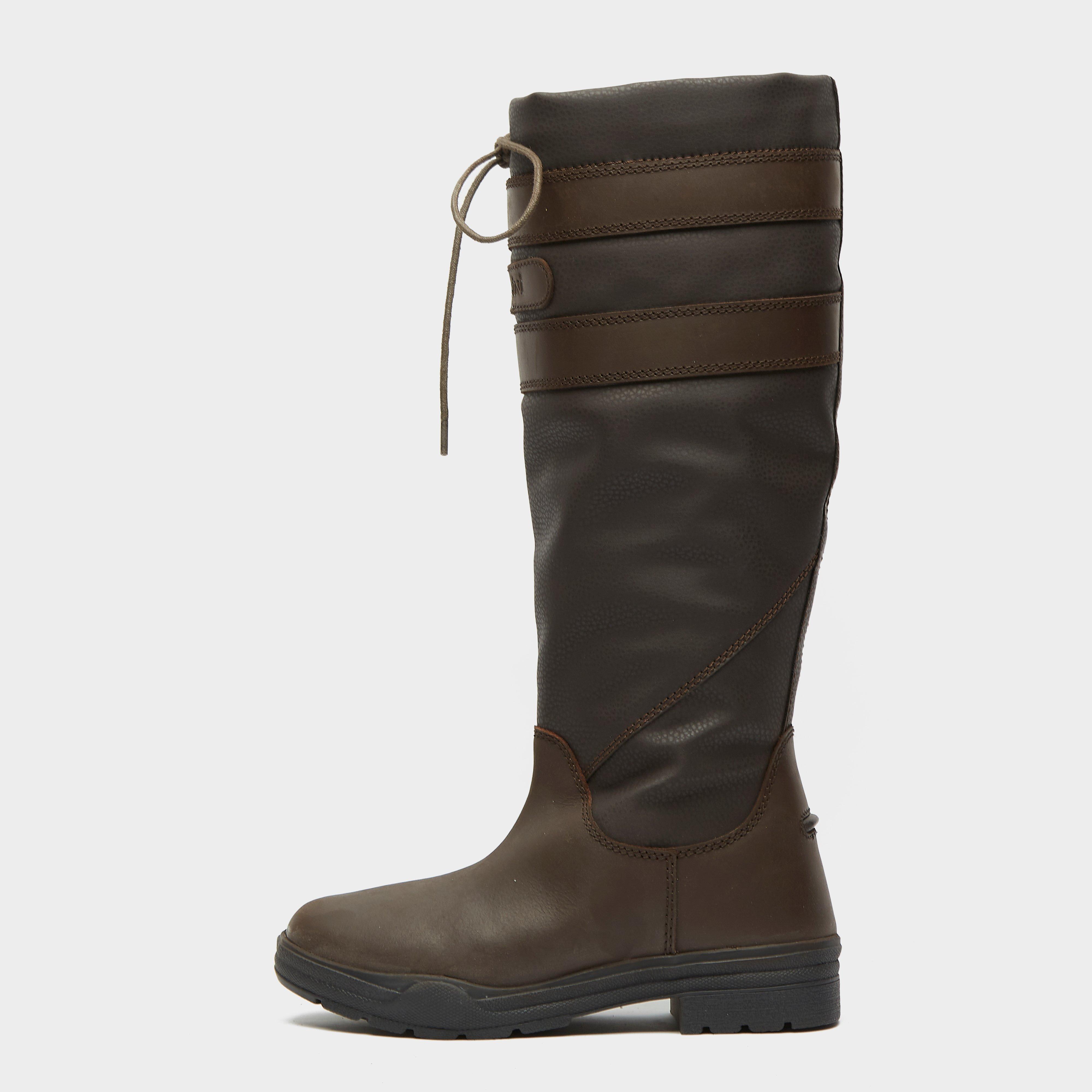 Brogini Longridge Womens Country Boot - Brown  Brown