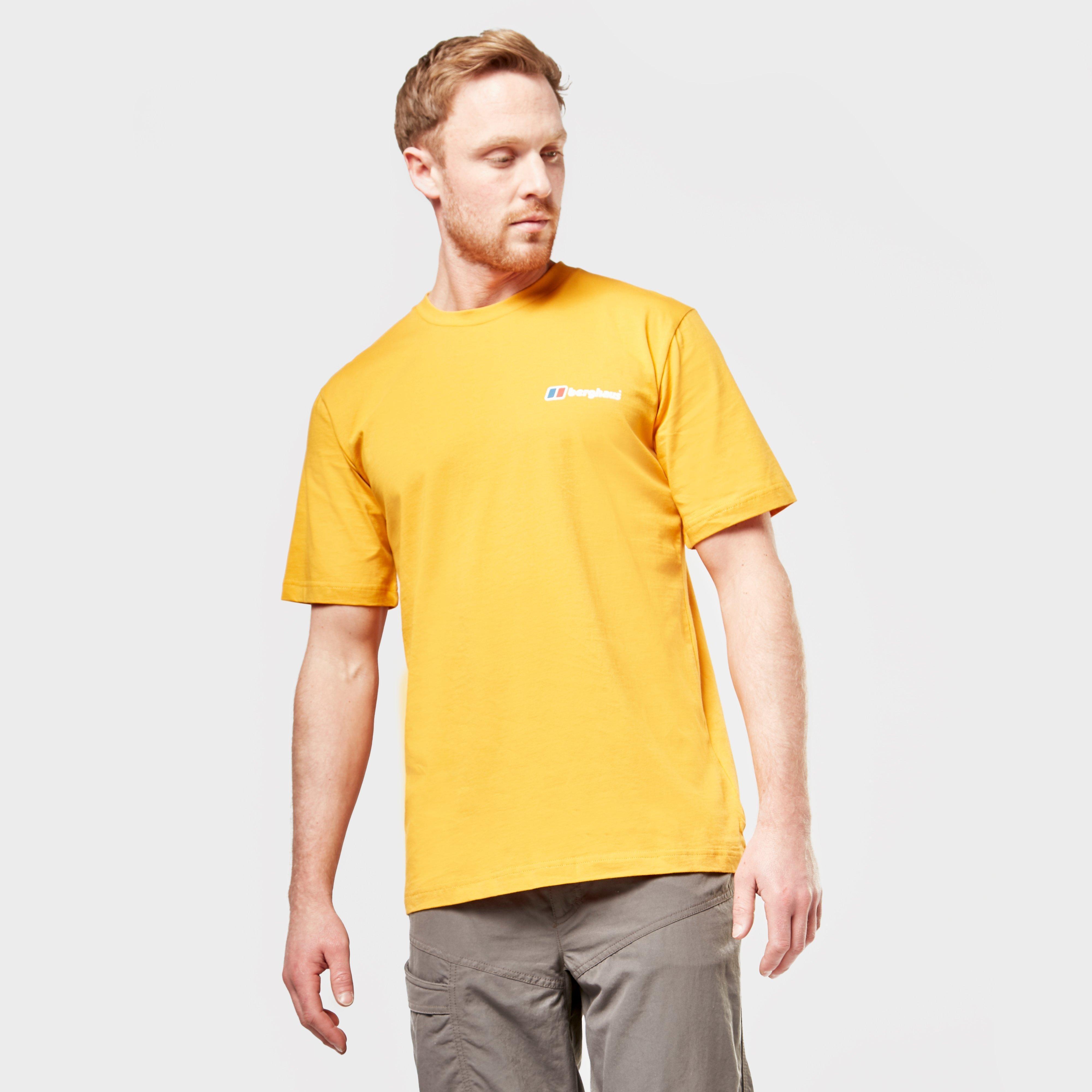 Berghaus Small Logo T-shirt - Yellow/yelw  Yellow/yelw