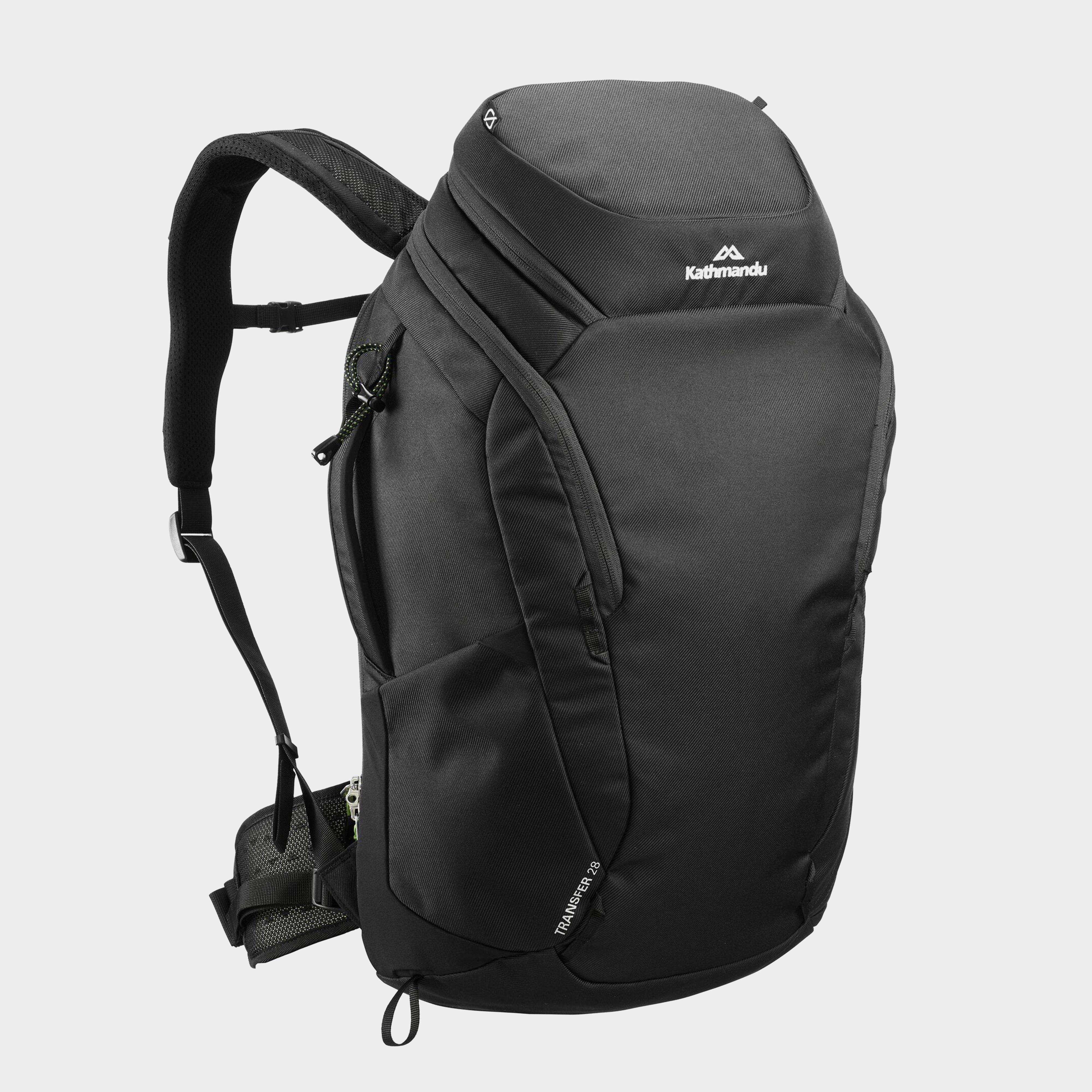 Kathmandu Transfer Pack 28L, Black