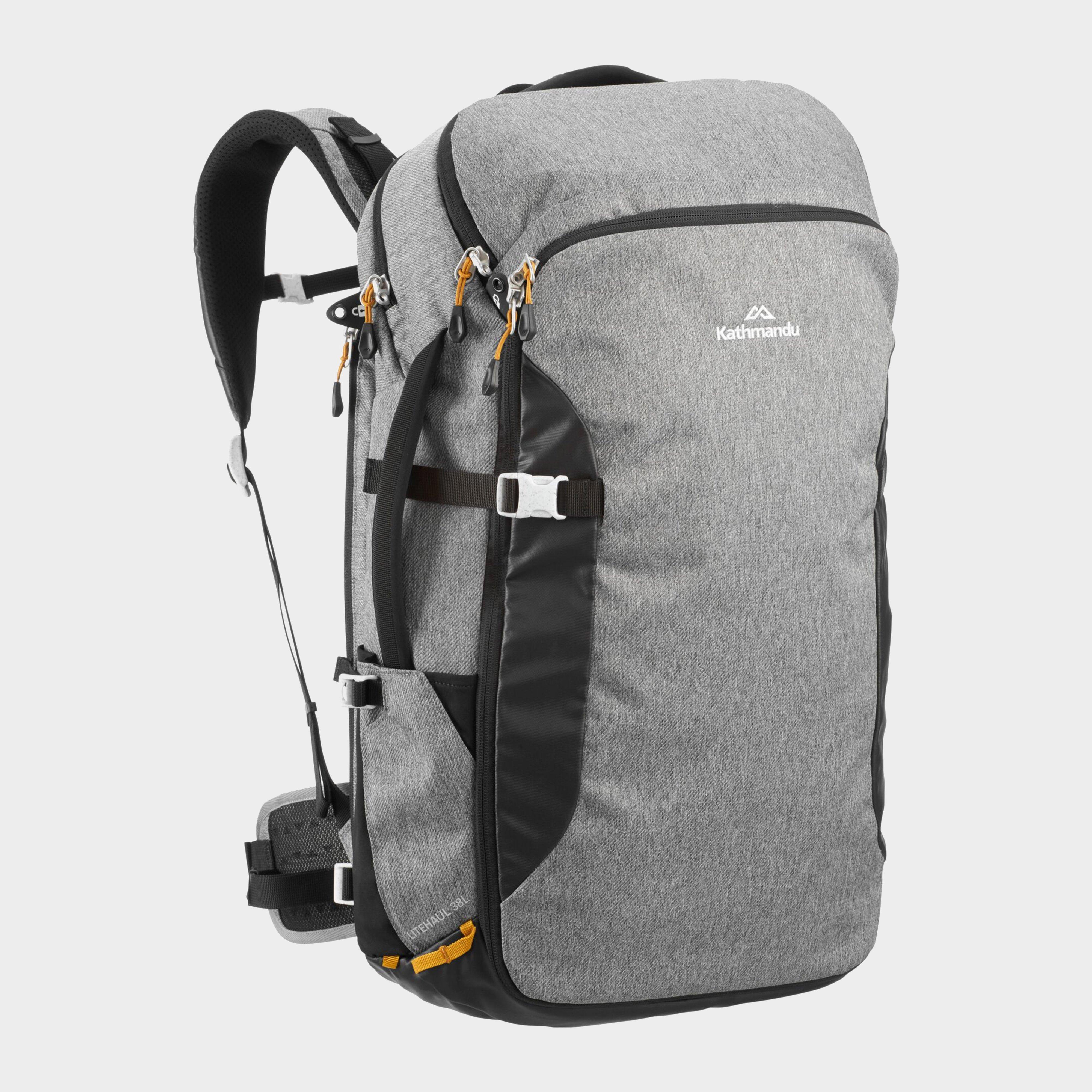 Kathmandu Litehaul Carry-On 38L, Grey