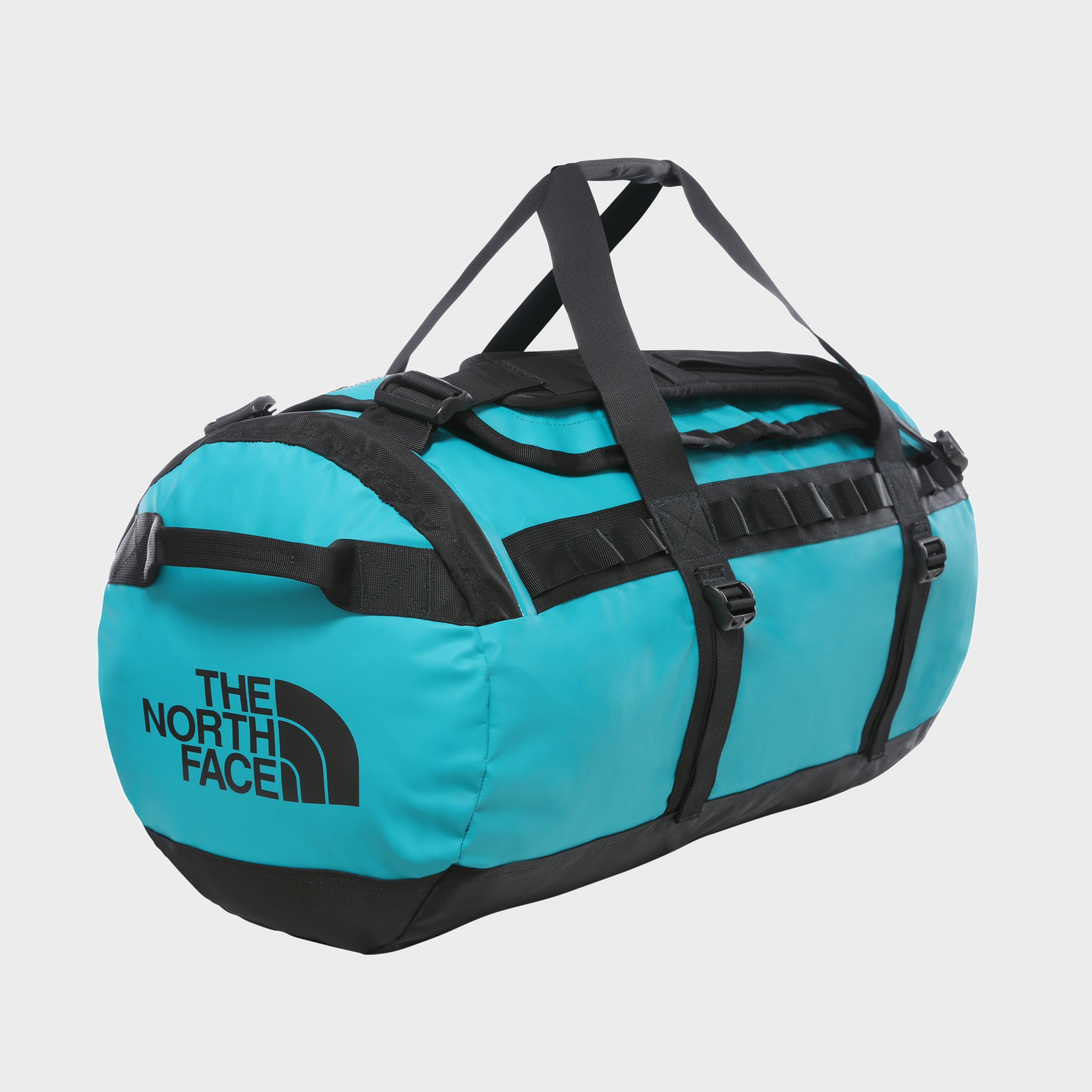 The North Face Basecamp Duffel Bag (Medium), Blue