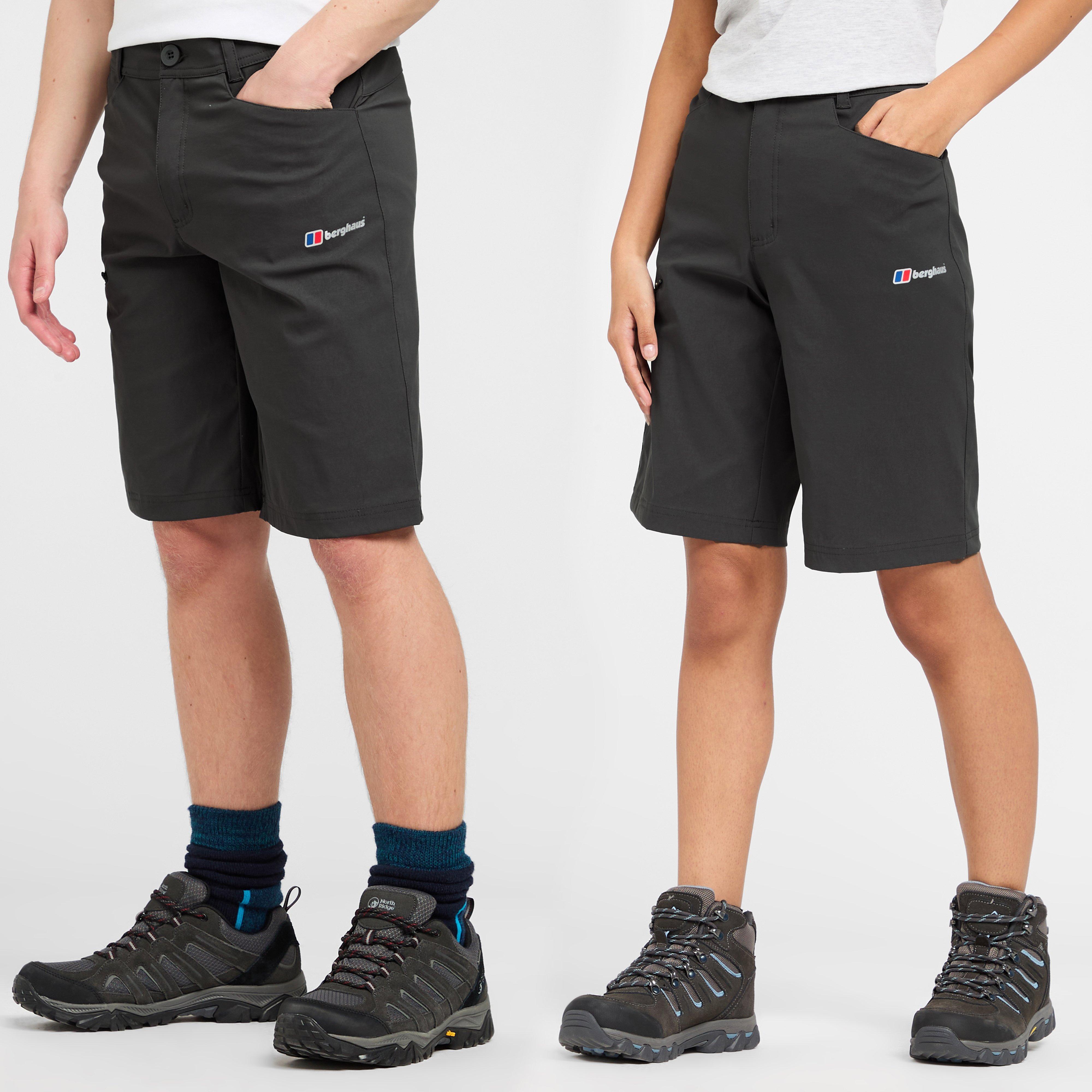 Berghaus Boys Walking Shorts - Grey/gry  Grey/gry
