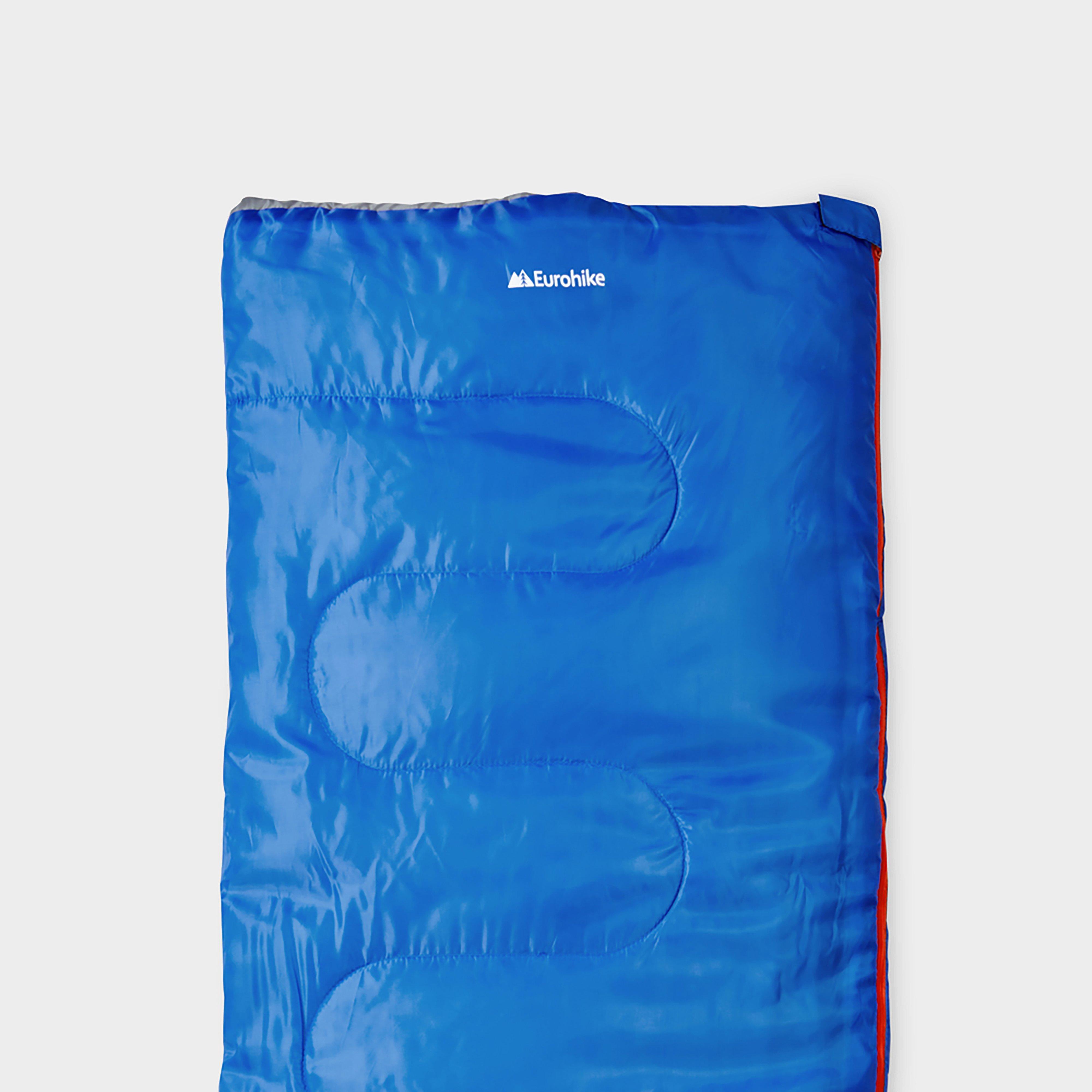 Eurohike Snooze 200 Sleeping Bag - Blue/bbl  Blue/bbl