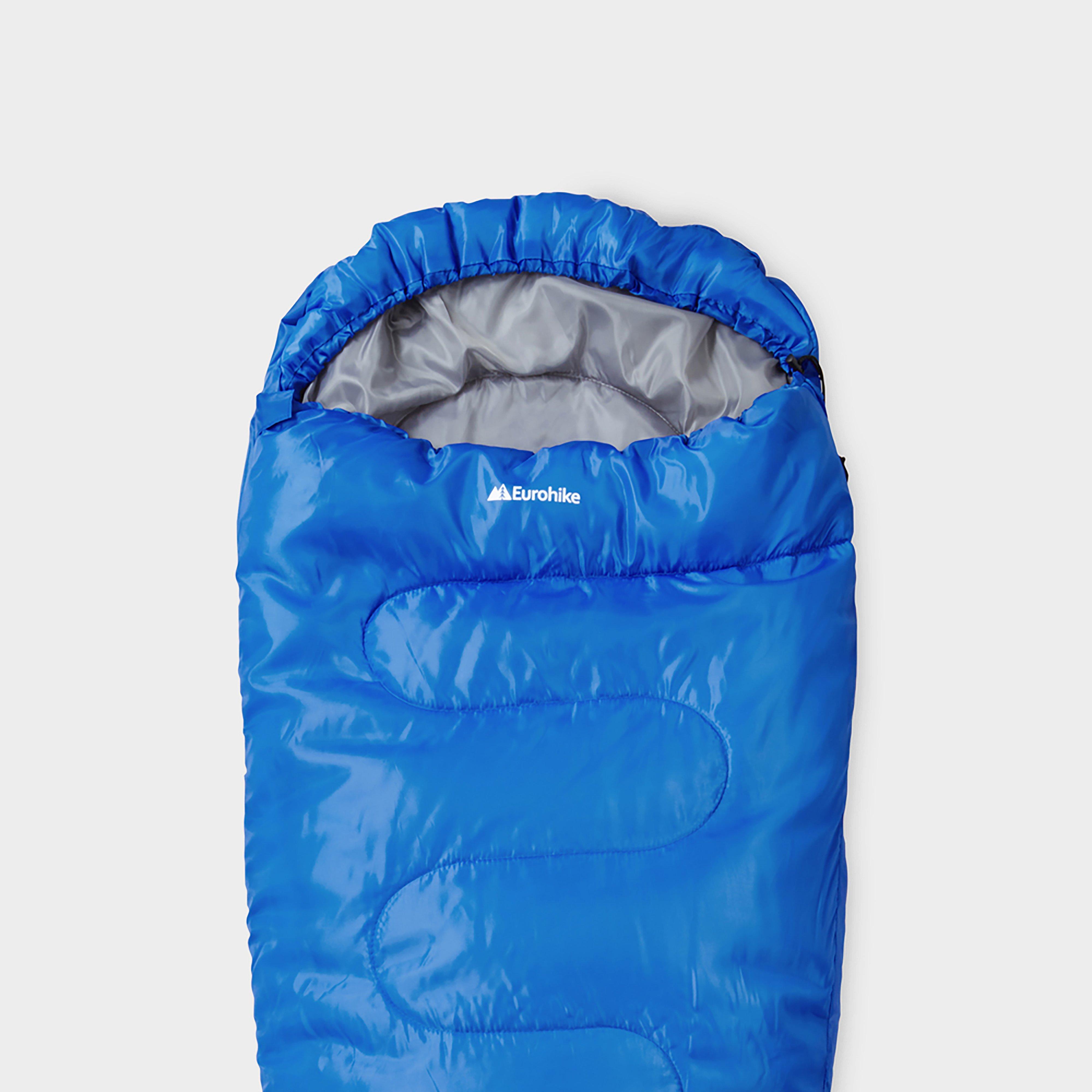 Eurohike Snooze Mummy Sleeping Bag - Blue/bbl  Blue/bbl