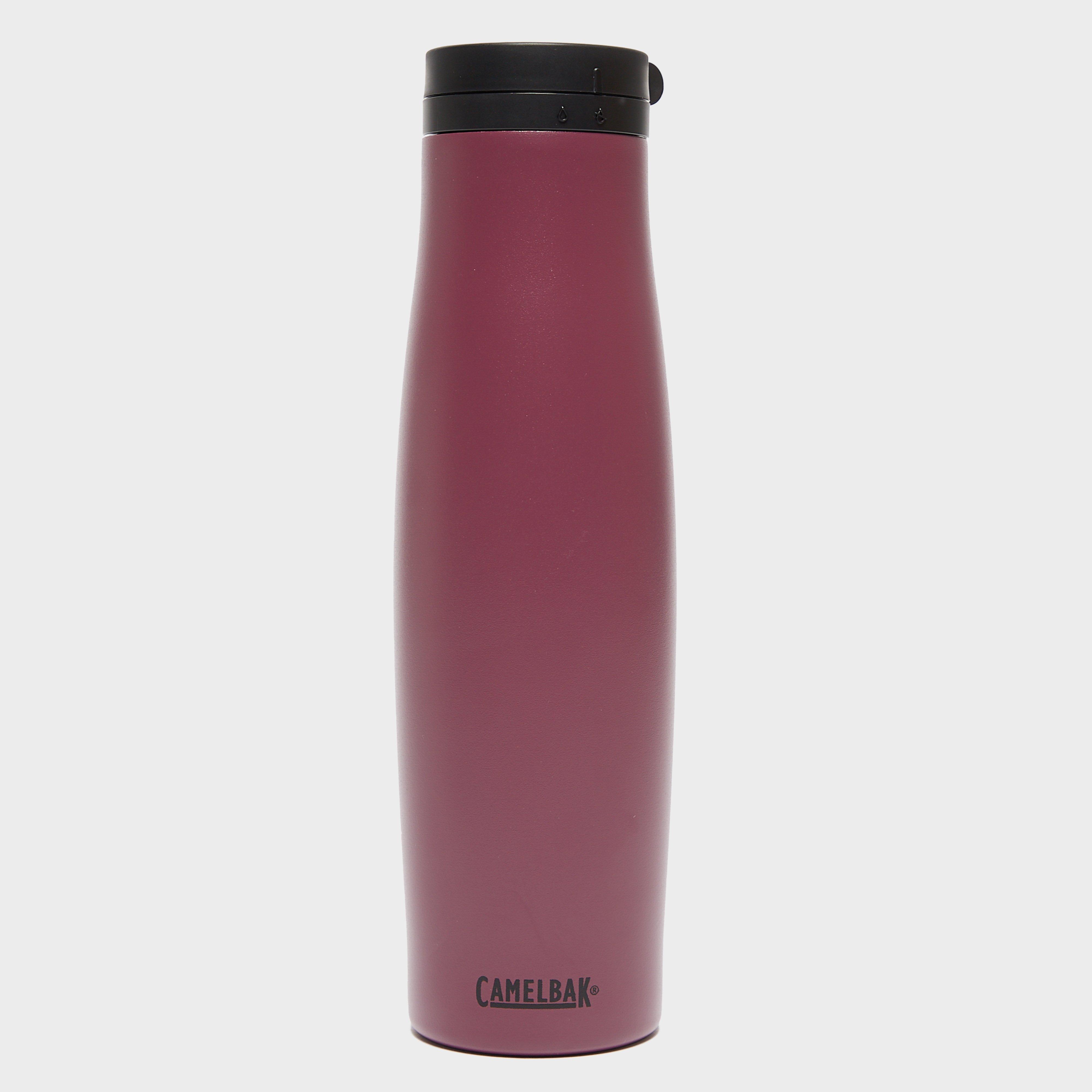 Camelbak Beck 0.6L Vacuum Stainless Steel Bottle, Purple/PLM