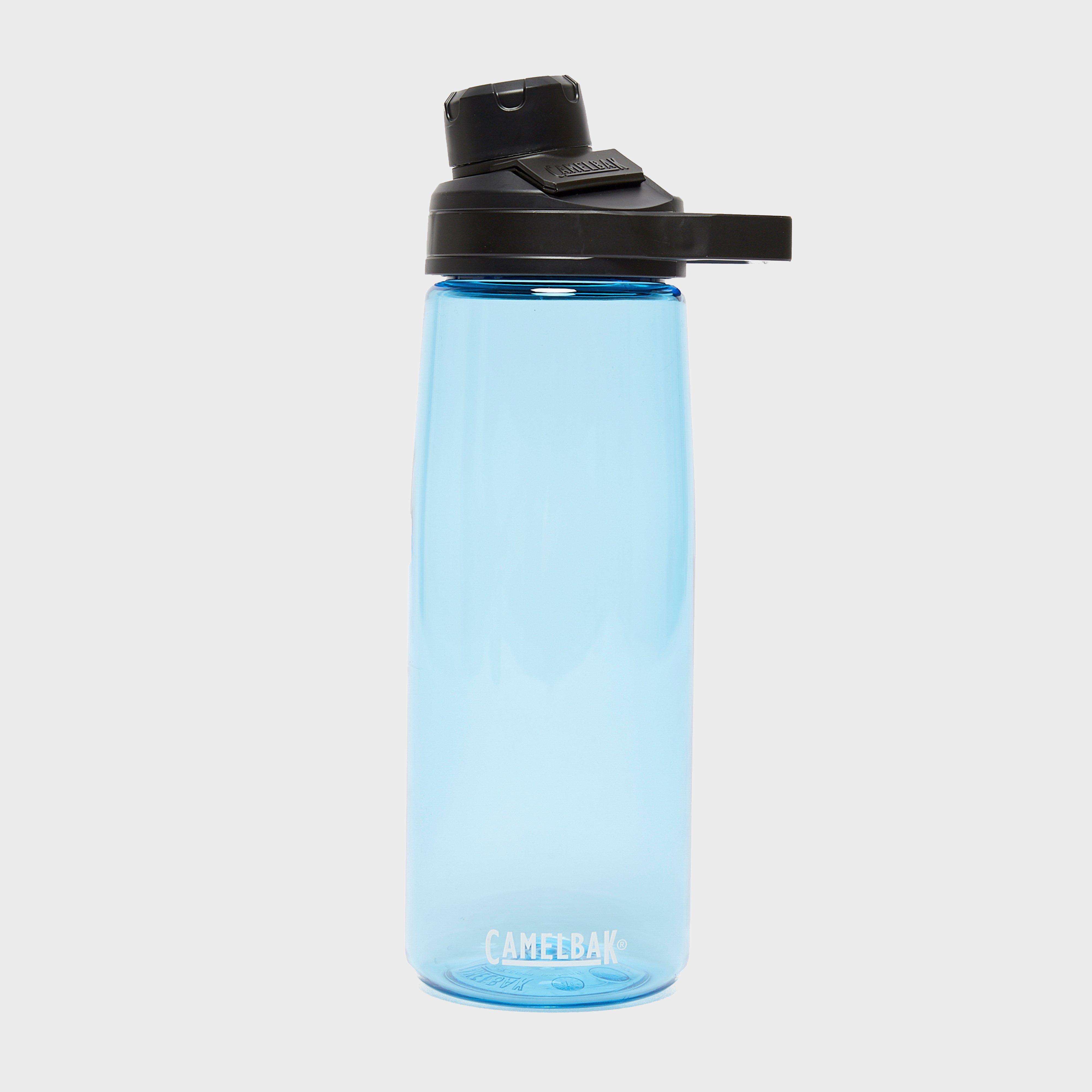 Camelbak Chute Mag 750ml Water Bottle, Blue/MBL